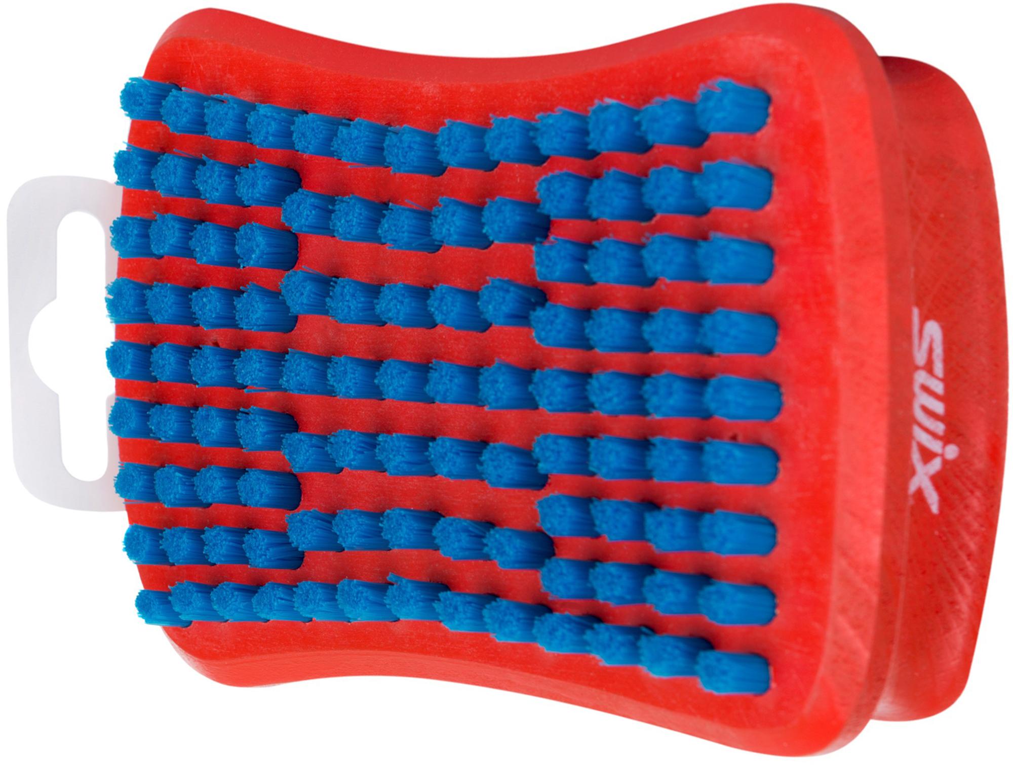 Swix Комби Turbo: пробка с щеткой Swix мазь твердая swix v0060 swix красный 45гр