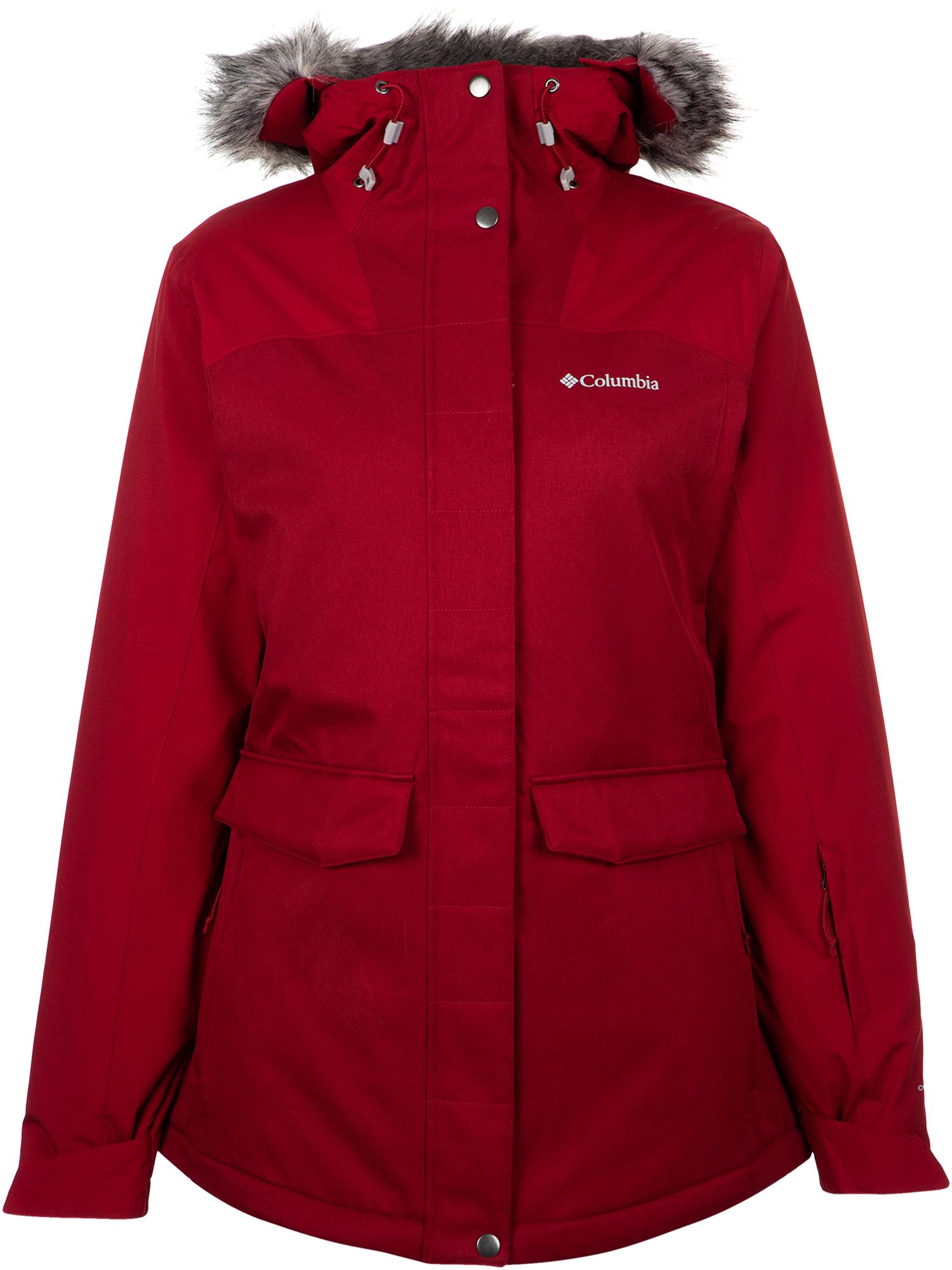 Columbia Куртка утепленная женская Lancaster Lake, размер 50