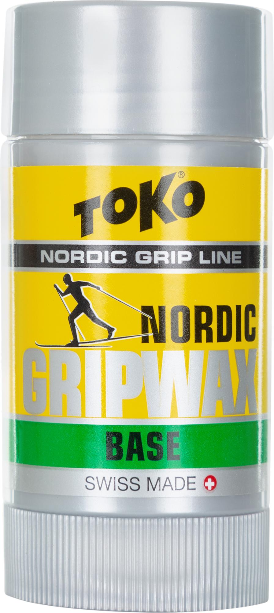 Toko Мазь для лыж TOKO Nordic Base Wax Green недорого