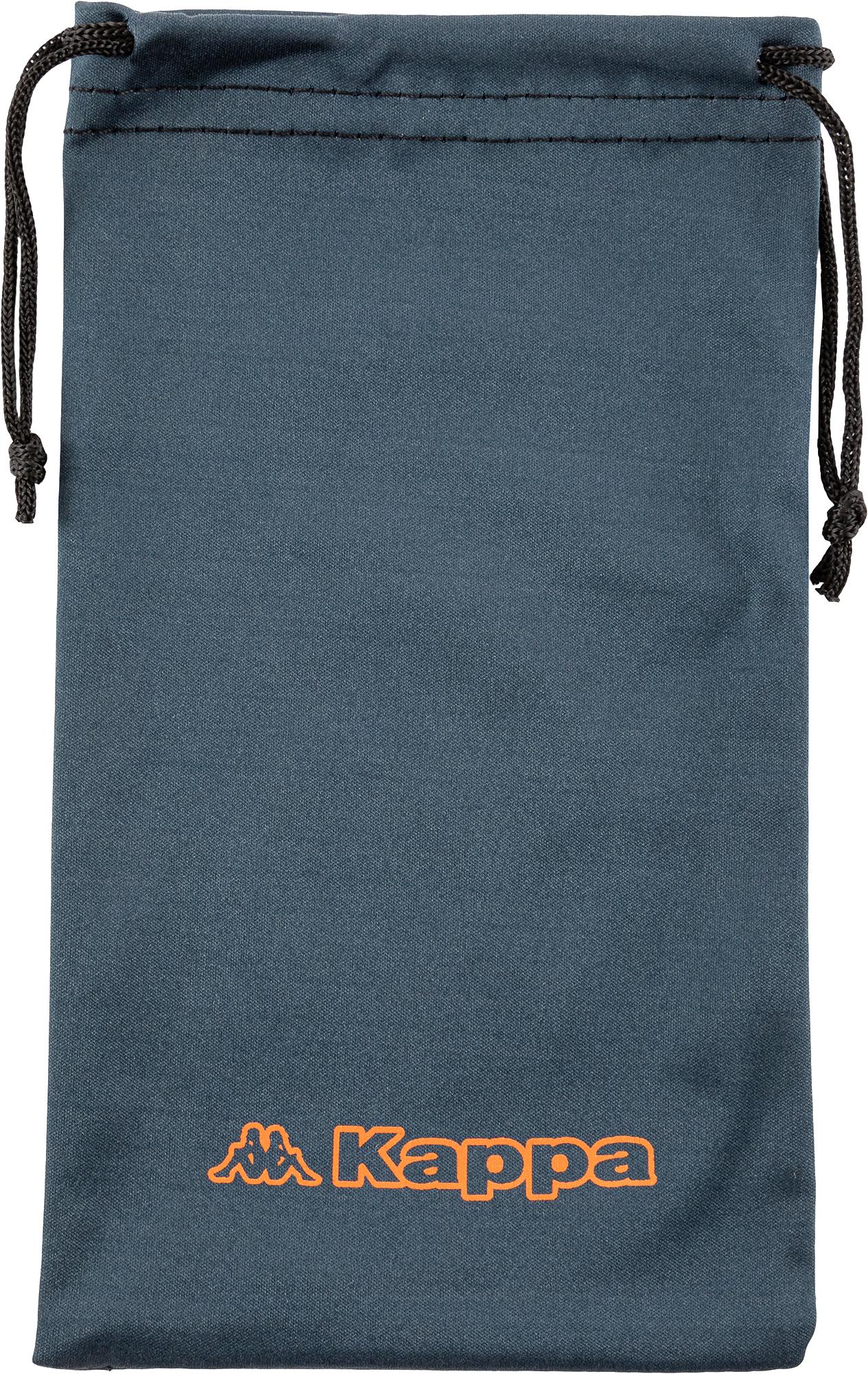 Kappa S18EKAAC017-5M one size Чехол для очков мягкий темно-синий р. one size чехол x линия тпу кожи гель мягкий чехол для optimus l4 ii e440