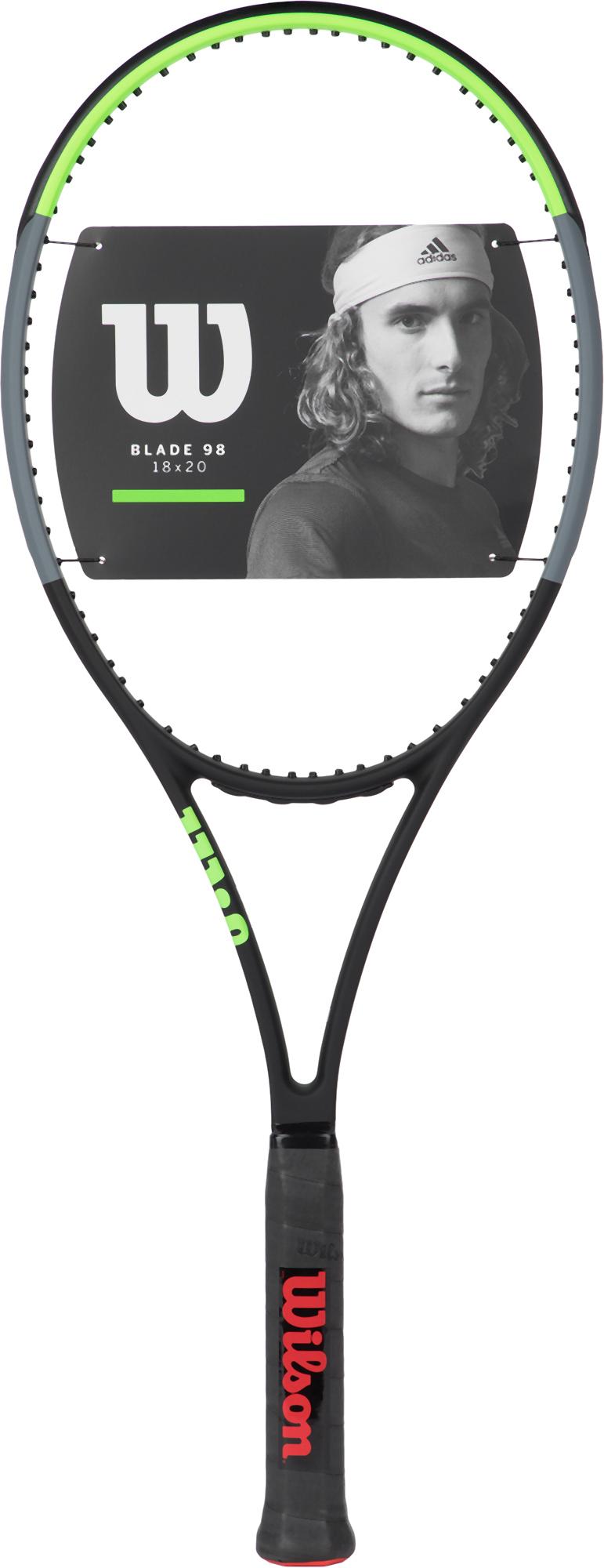 Wilson Ракетка для большого тенниса Wilson Blade 98 V7 27
