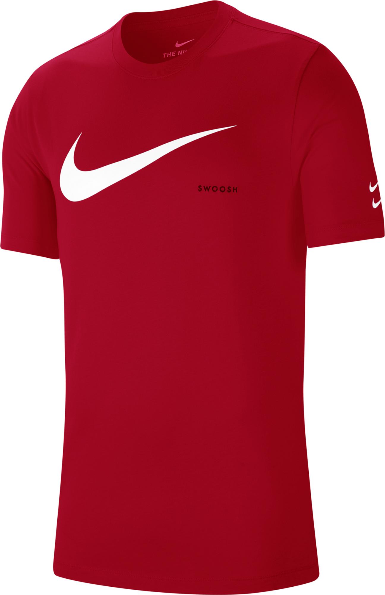 Nike Футболка мужская Nike Sportswear Swoosh, размер 52-54 все цены