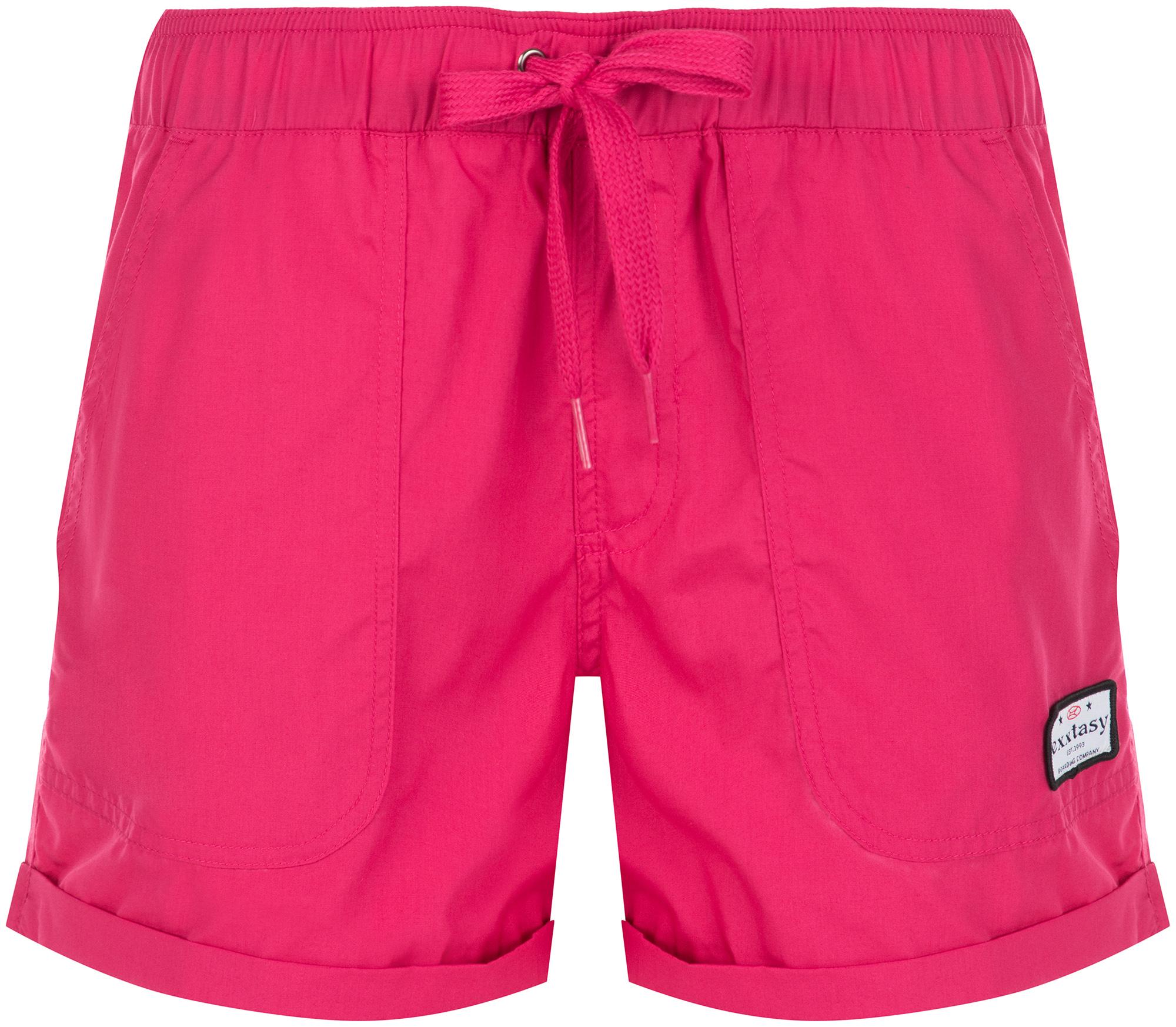 Exxtasy Шорты женские Exxtasy Frinton, размер 50 exxtasy шорты пляжные мужские exxtasy tracy размер 54 56