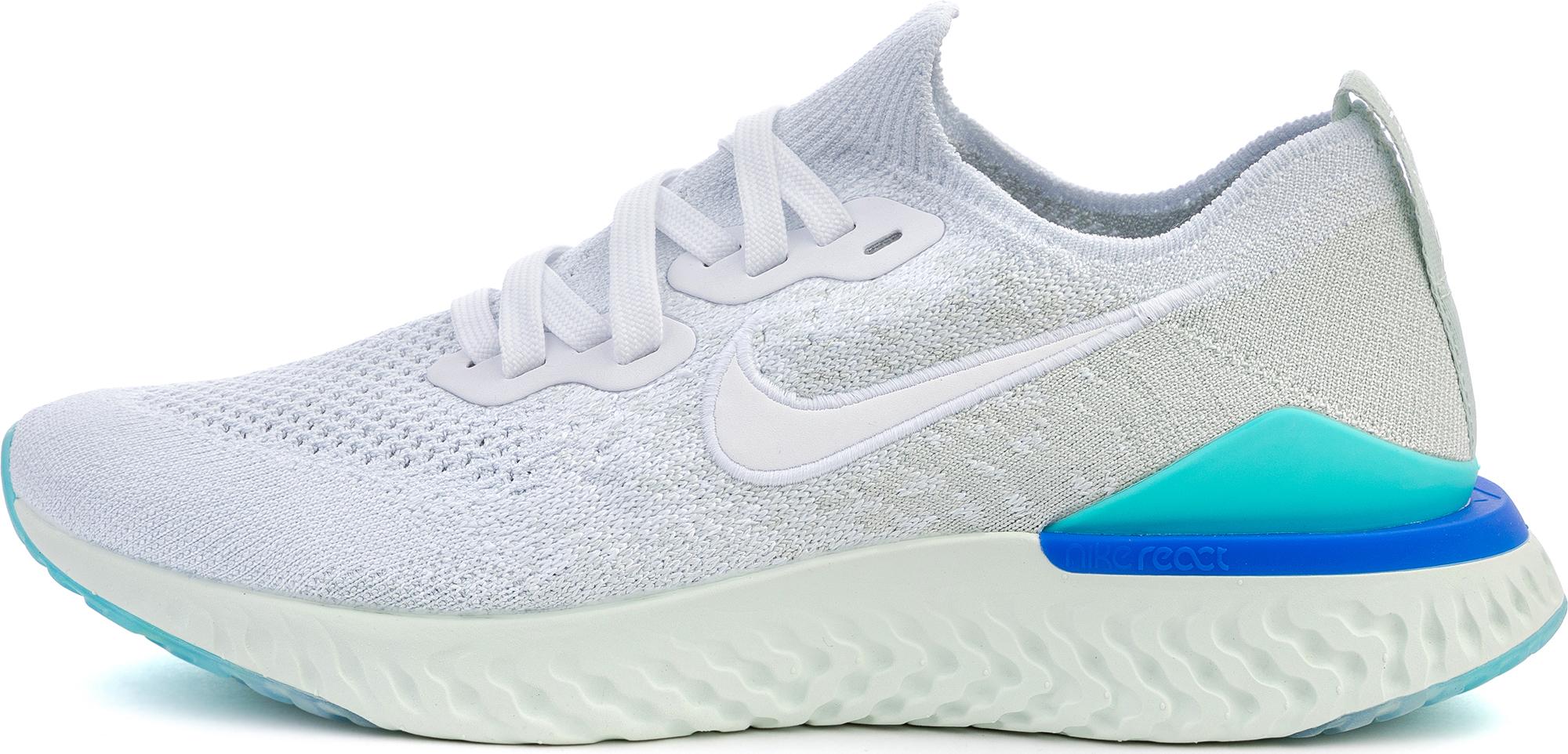 Nike Кроссовки женские Epic React Flyknit 2, размер 39