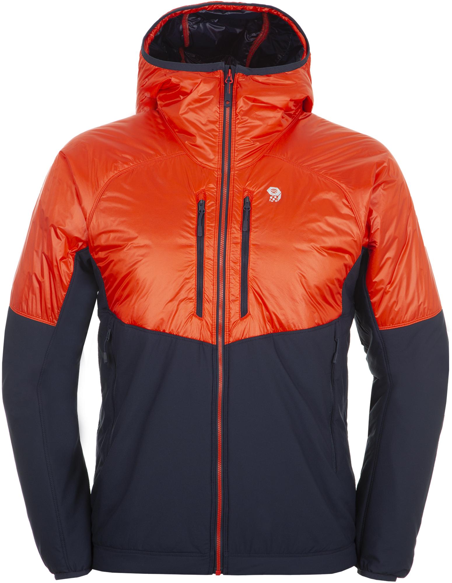 Mountain Hardwear Куртка утепленная мужская Mountain Hardwear Kor Strata, размер 56 mountain hardwear куртка утепленная мужская mountain hardwear radian размер 56