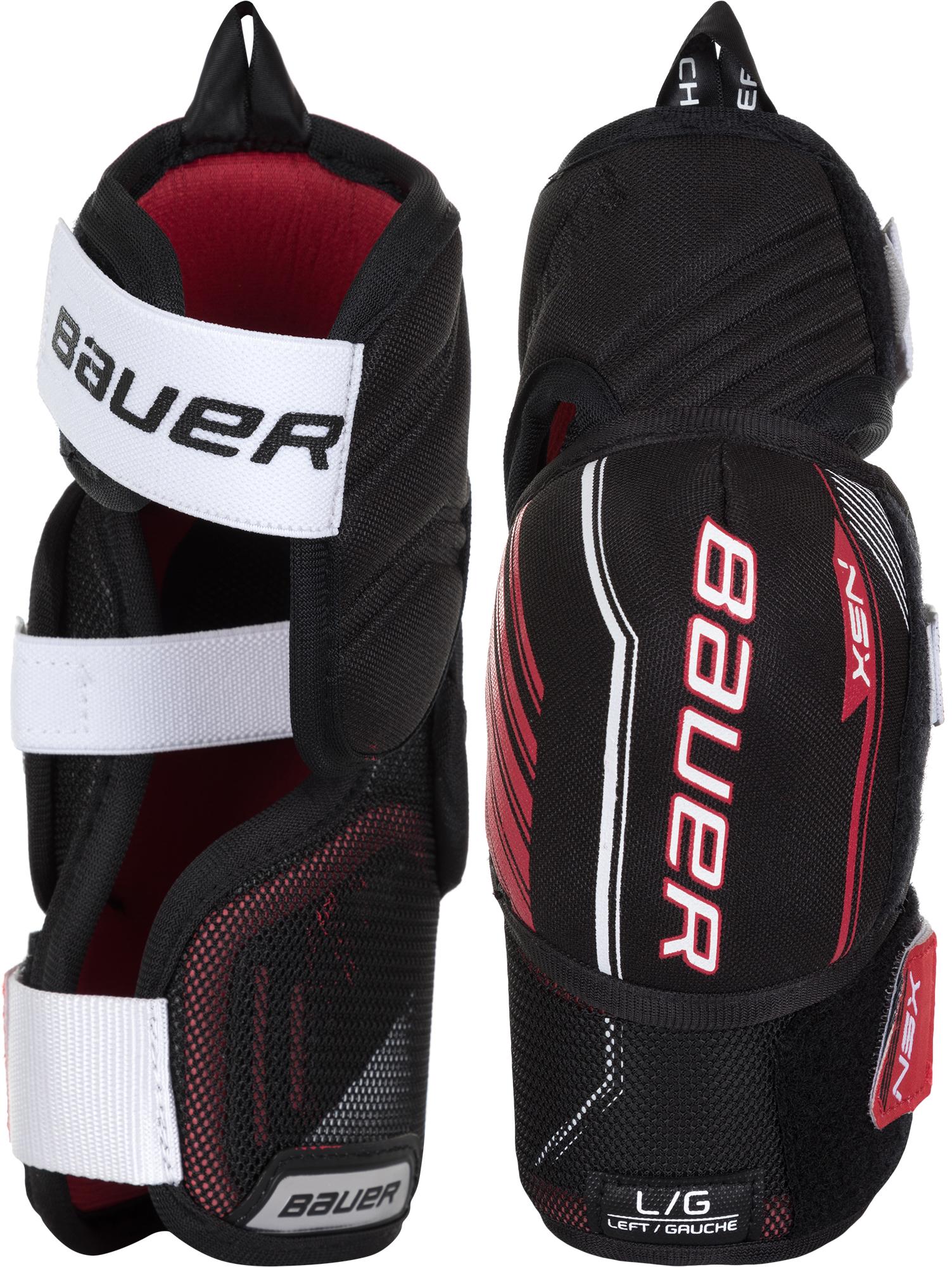 Bauer Налокотник защитный хоккейный детский Bauer NSX