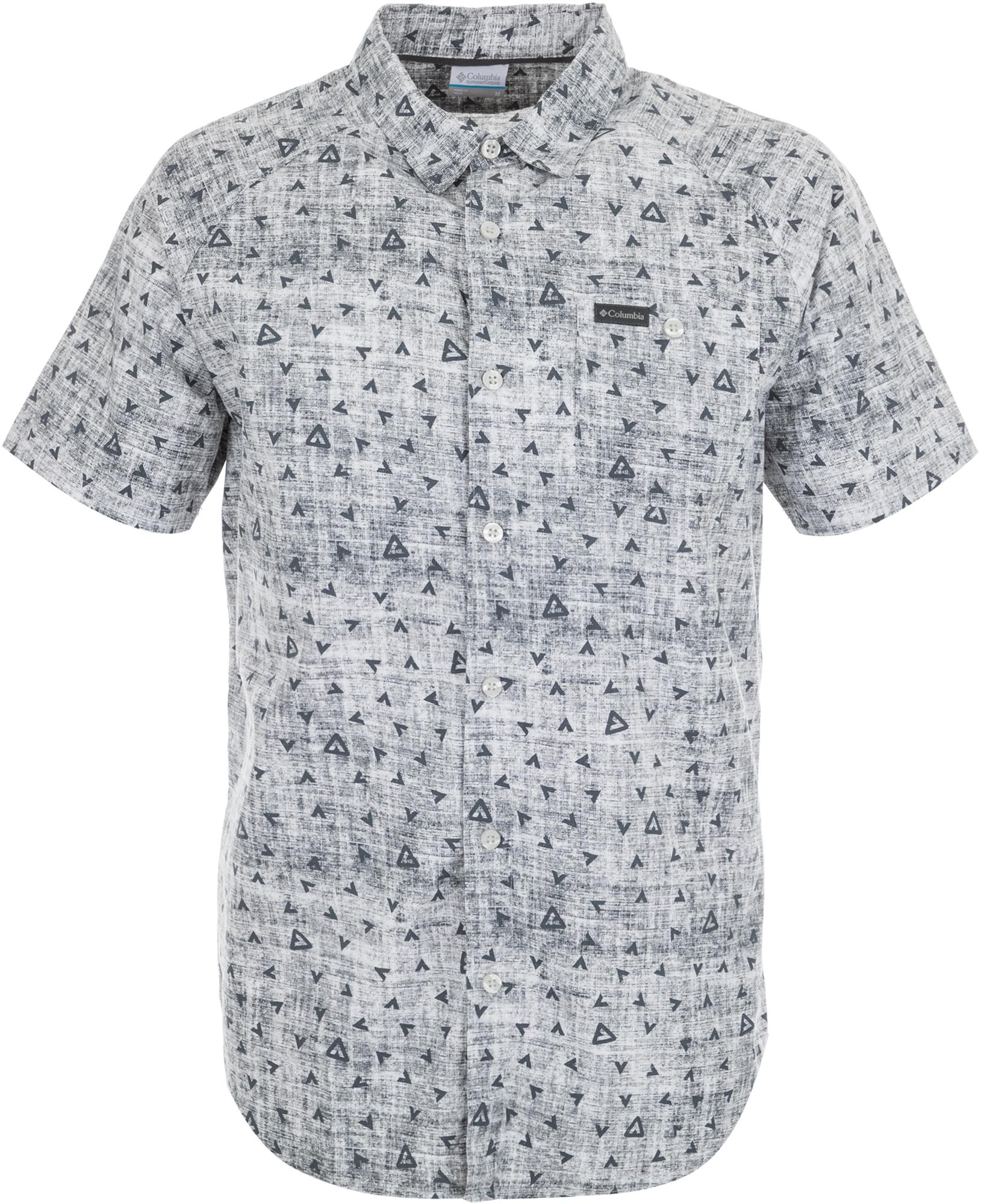 Columbia Рубашка мужская Columbia Brentyn Trail, размер 46-48 цена