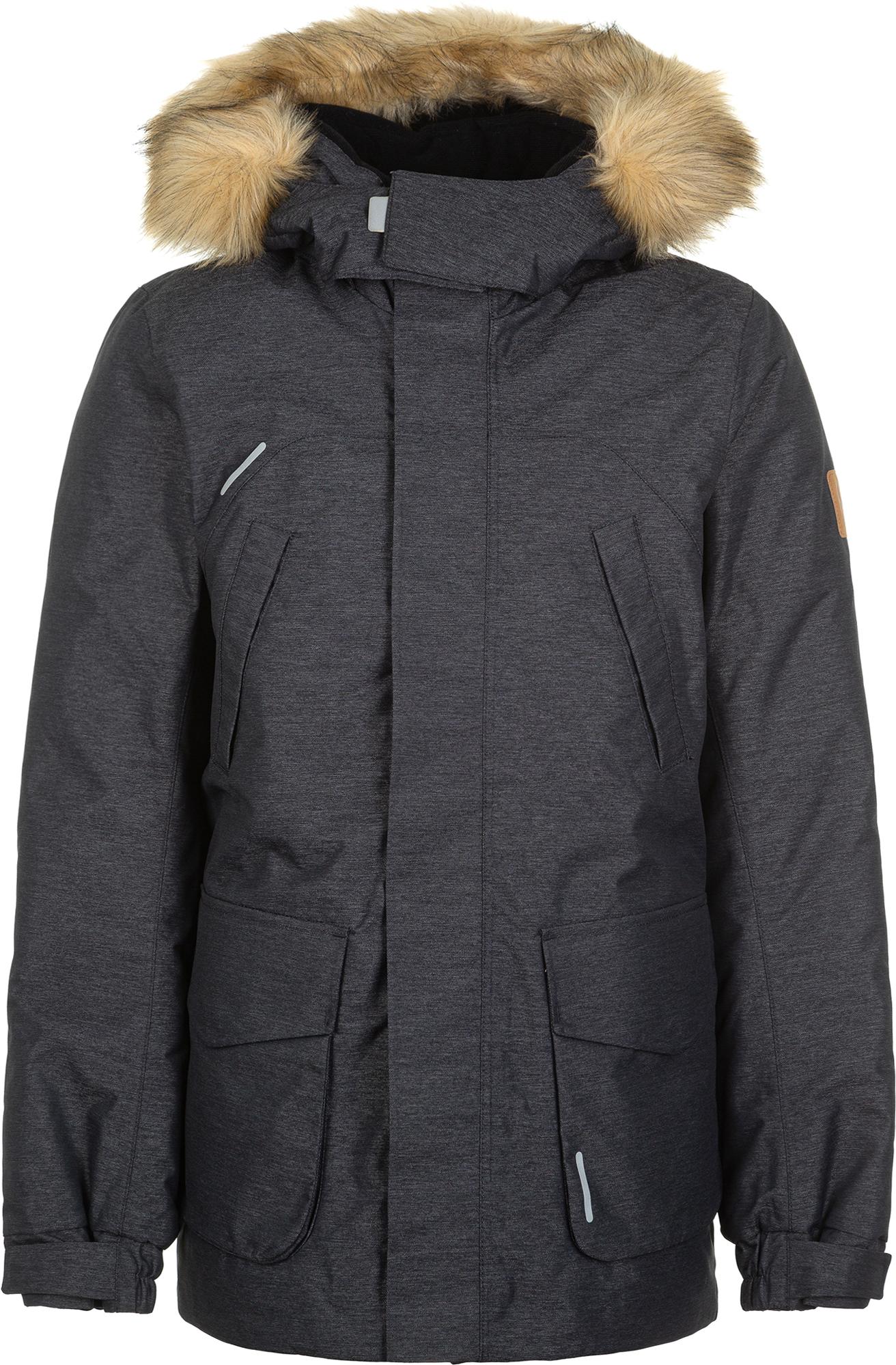Reima Куртка пуховая для мальчиков Ugra, размер 158