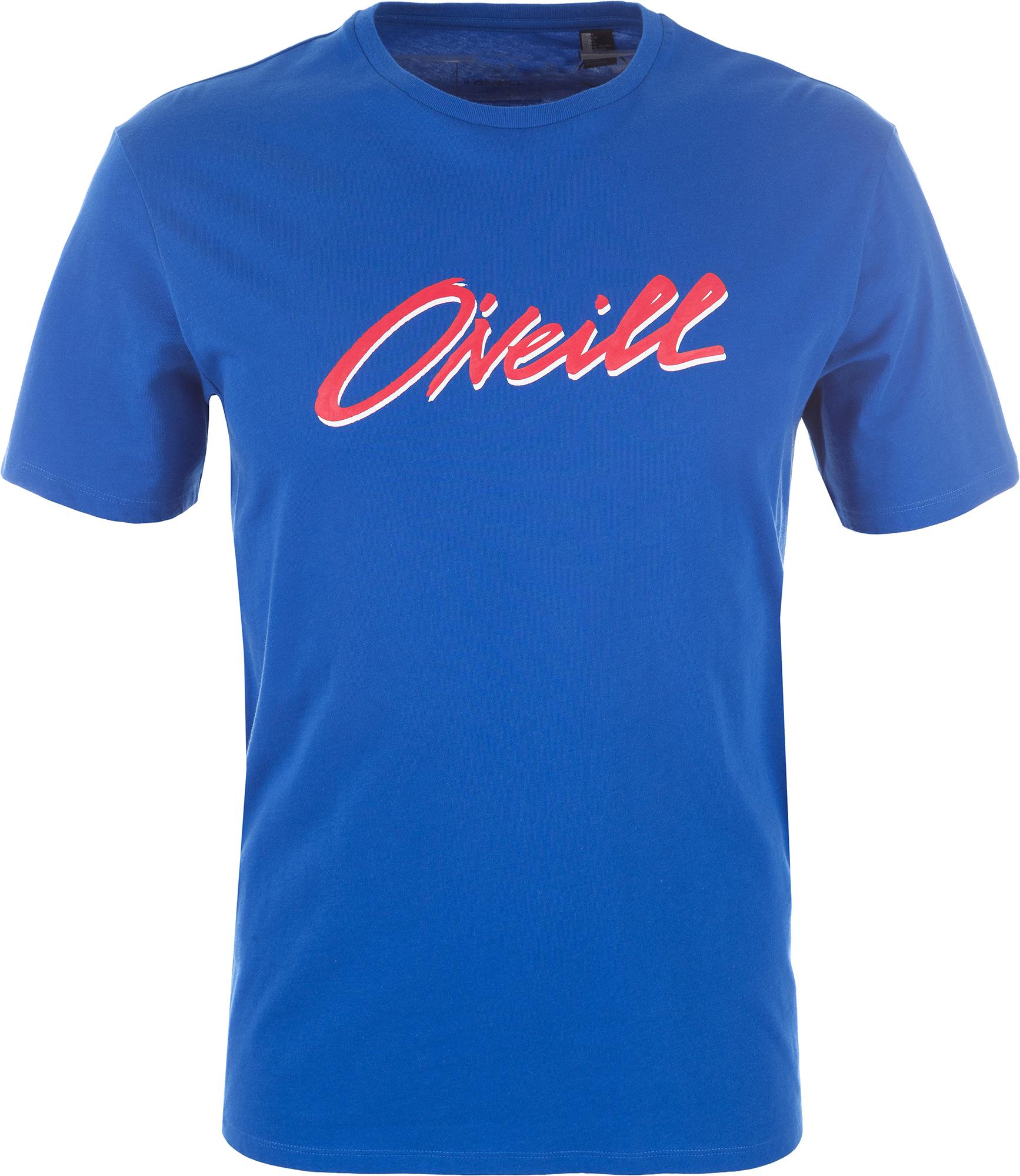 O'Neill Футболка мужская O'Neill Jacks Art, размер 54-56 футболка мужская o neill lm true surf t shirt цвет черный 8a3610 9010 размер xxl 54 56