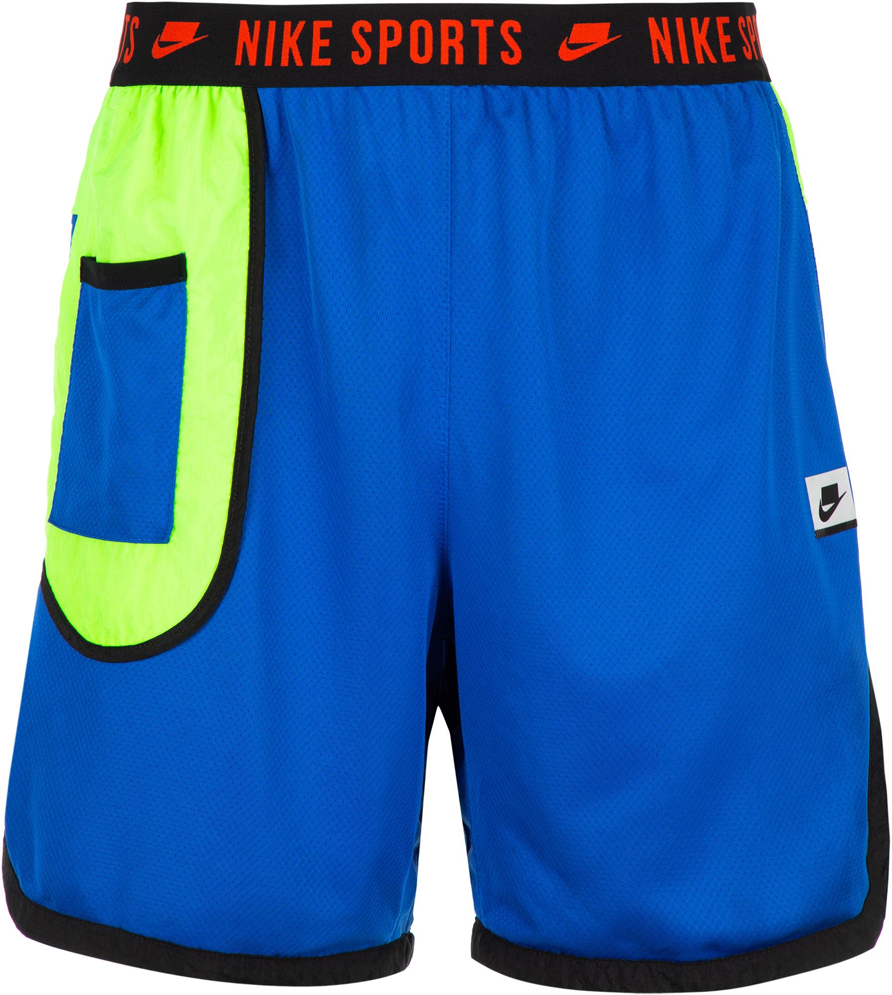 Nike Шорты мужские Dry, размер 50-52