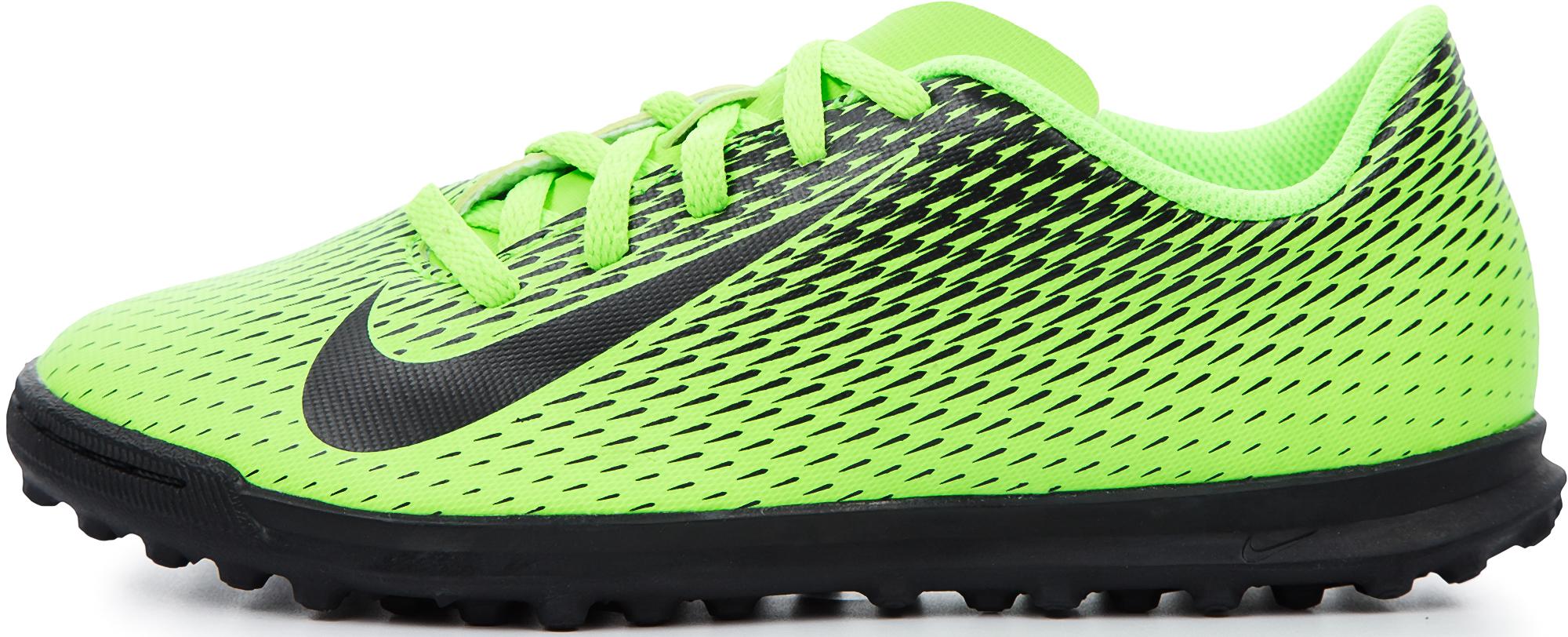 Nike Бутсы для мальчиков Nike Bravatax Ii Tf, размер 31 nike бутсы мужские nike nike bravatax ii tf