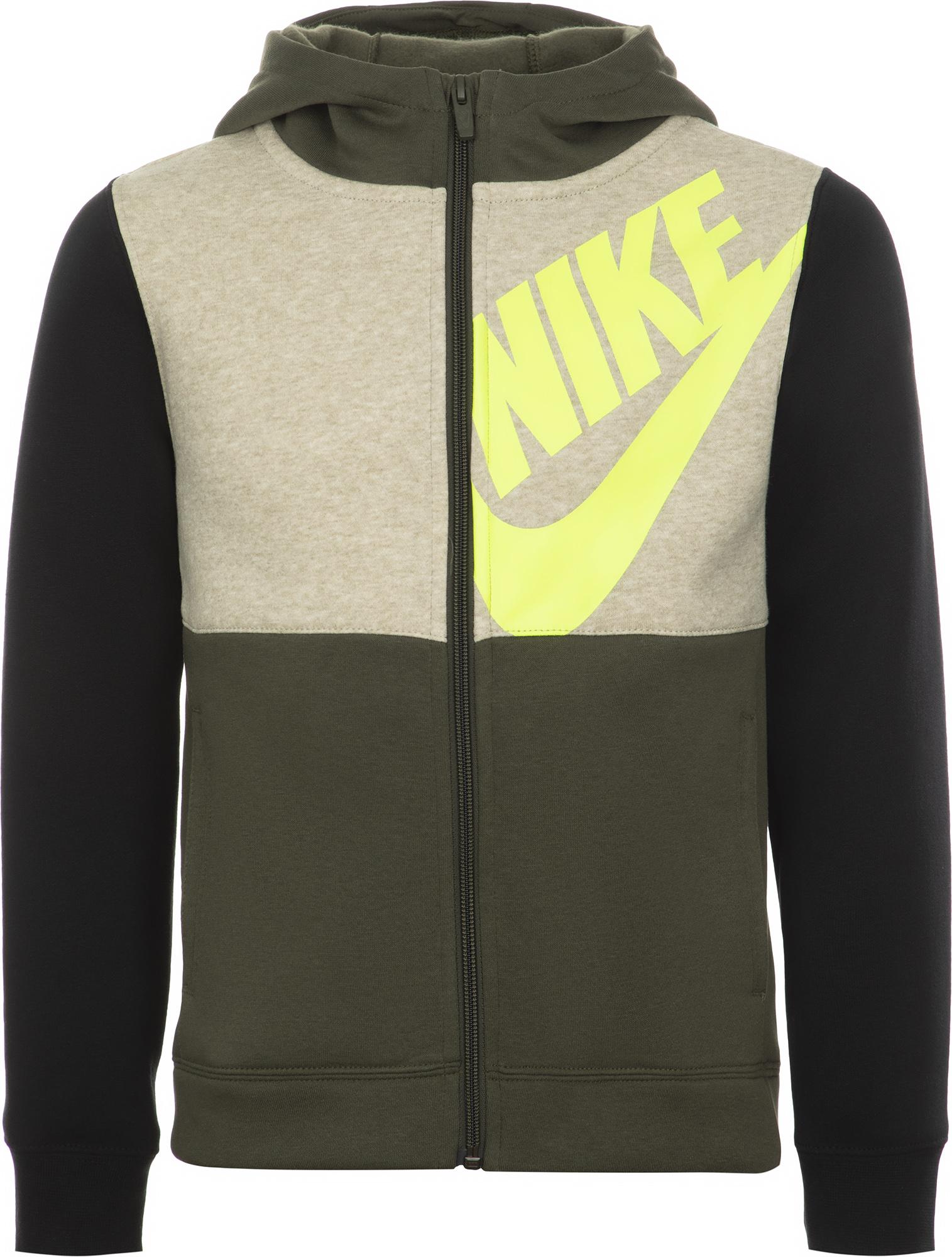 Nike Толстовка для мальчиков Nike Sportswear, размер 147-158