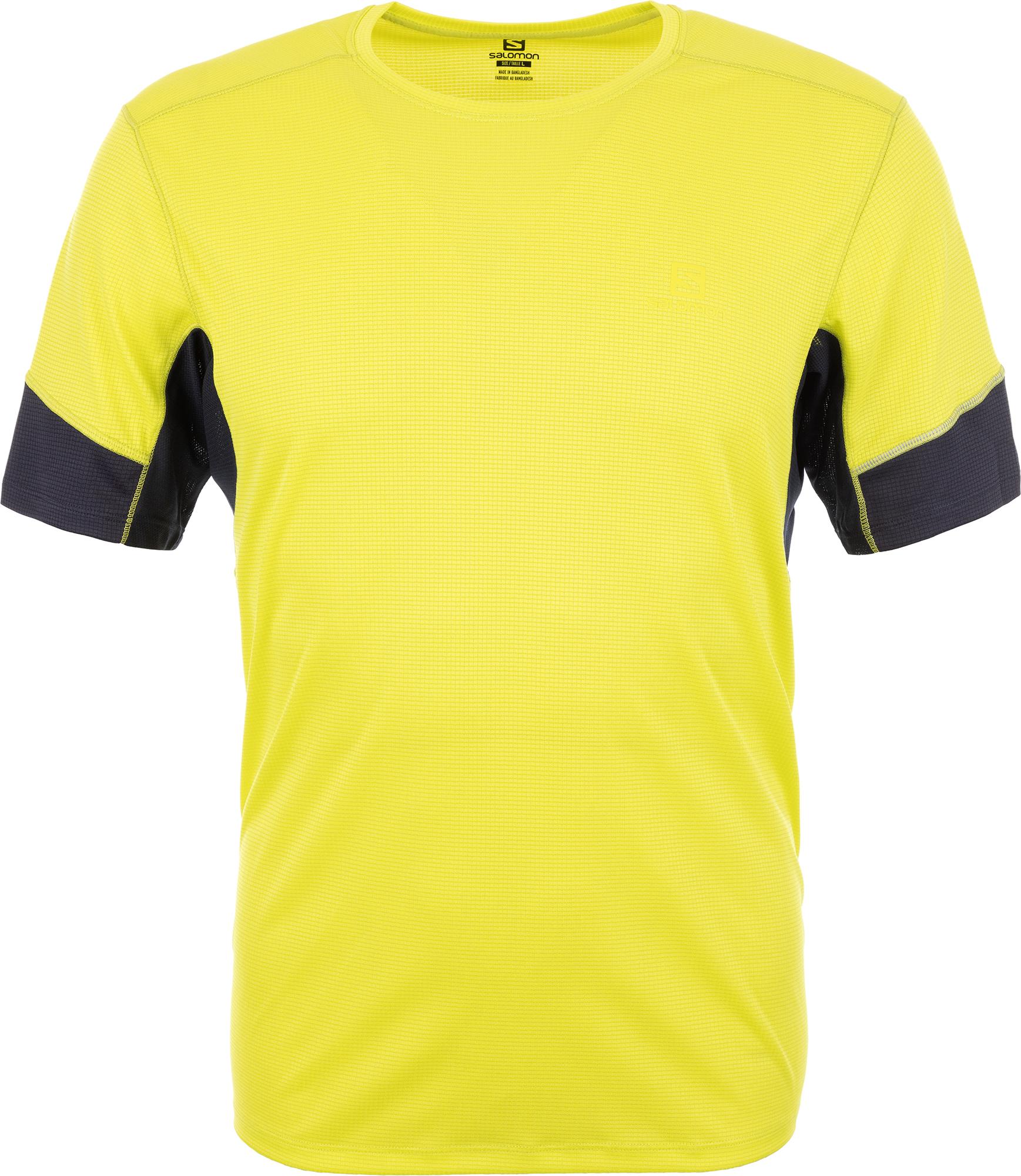 Salomon Футболка мужская Agile, размер 50-52