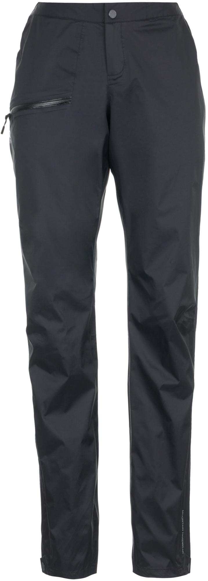 Mountain Hardwear Брюки женские Mountain Hardwear Exponent женские брюки лэйт темный размер 56