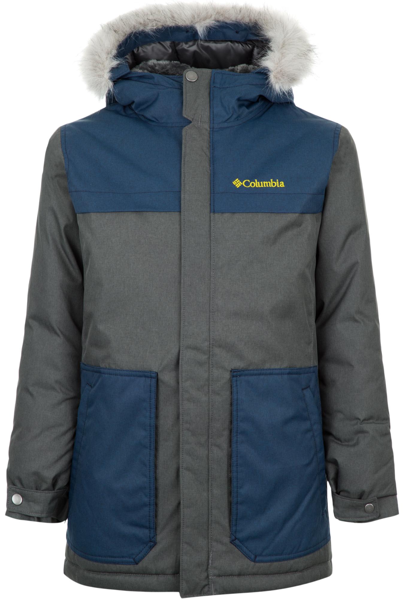 Columbia Куртка утепленная для мальчиков Columbia Timberlake Lodge, размер 150-157 justin timberlake justin timberlake 20 20 experience