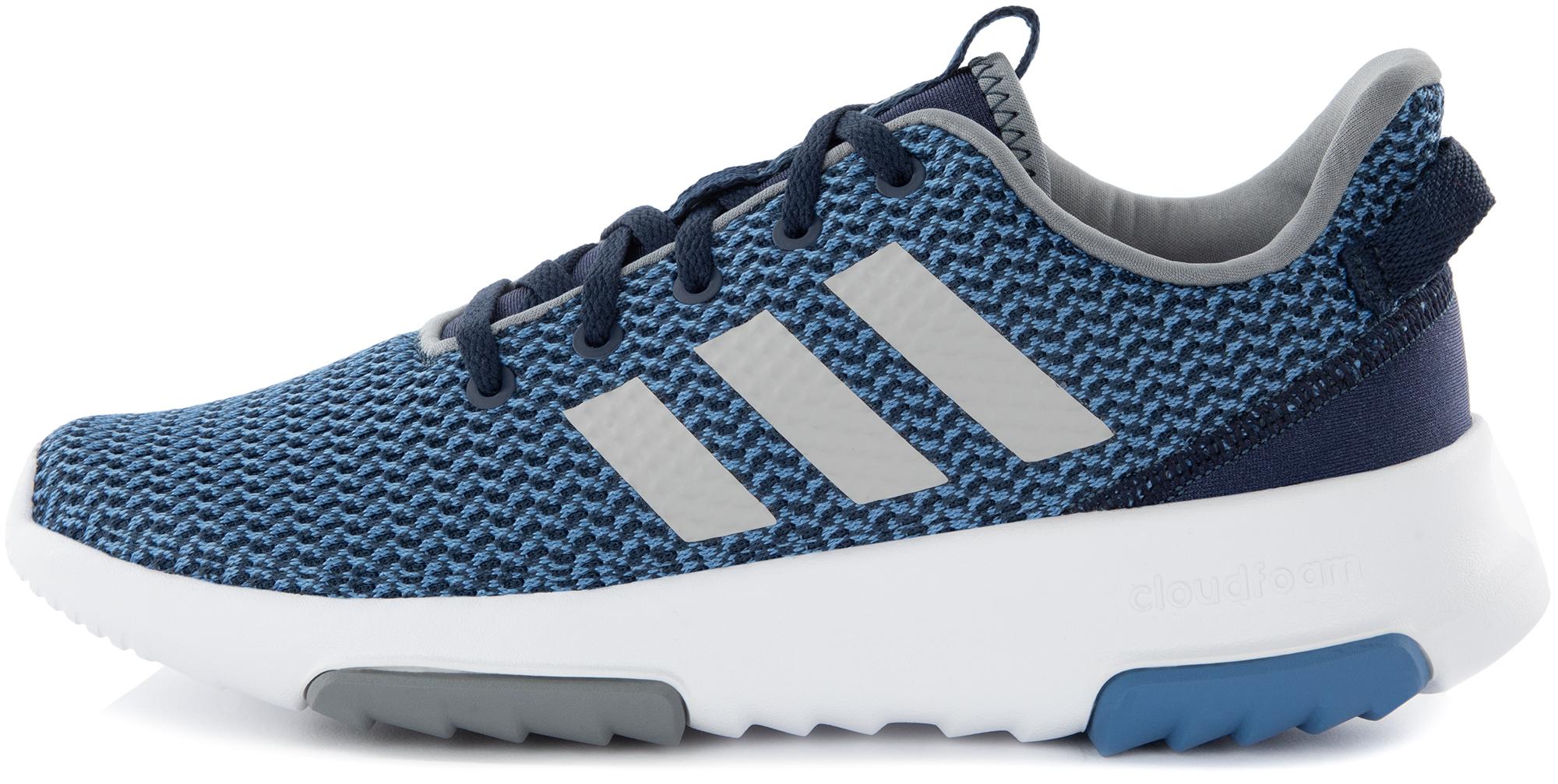 Adidas Кроссовки детские для бега Adidas RACER, размер 31 кроссовки детские adidas цвет белый cg6708 размер 31 19