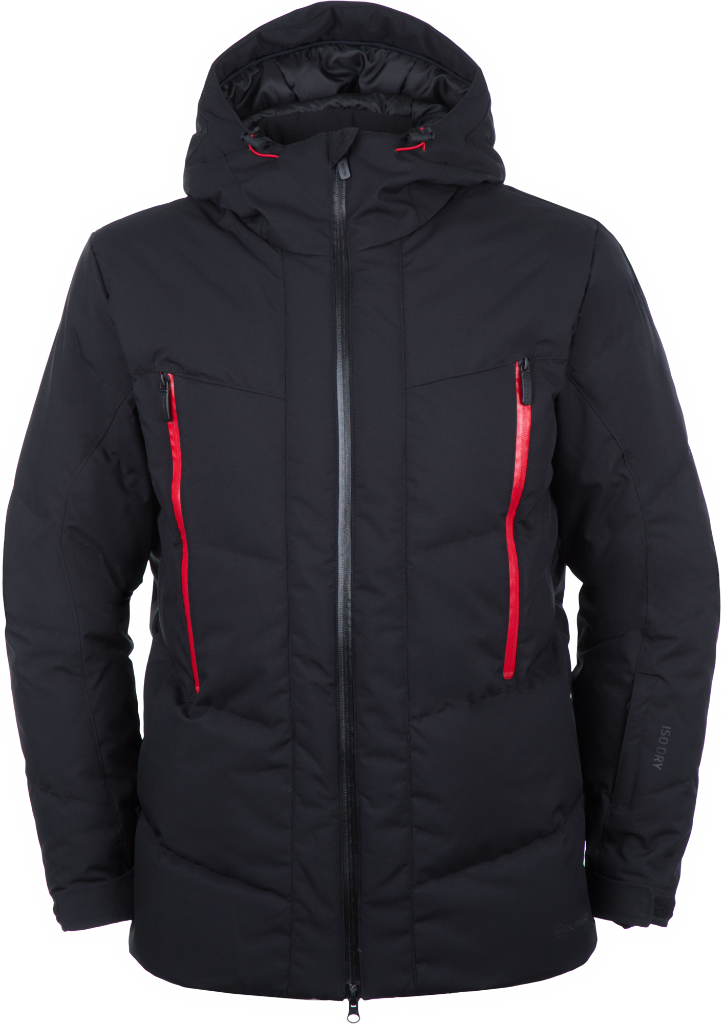 Glissade Куртка пуховая мужская Glissade, размер 56