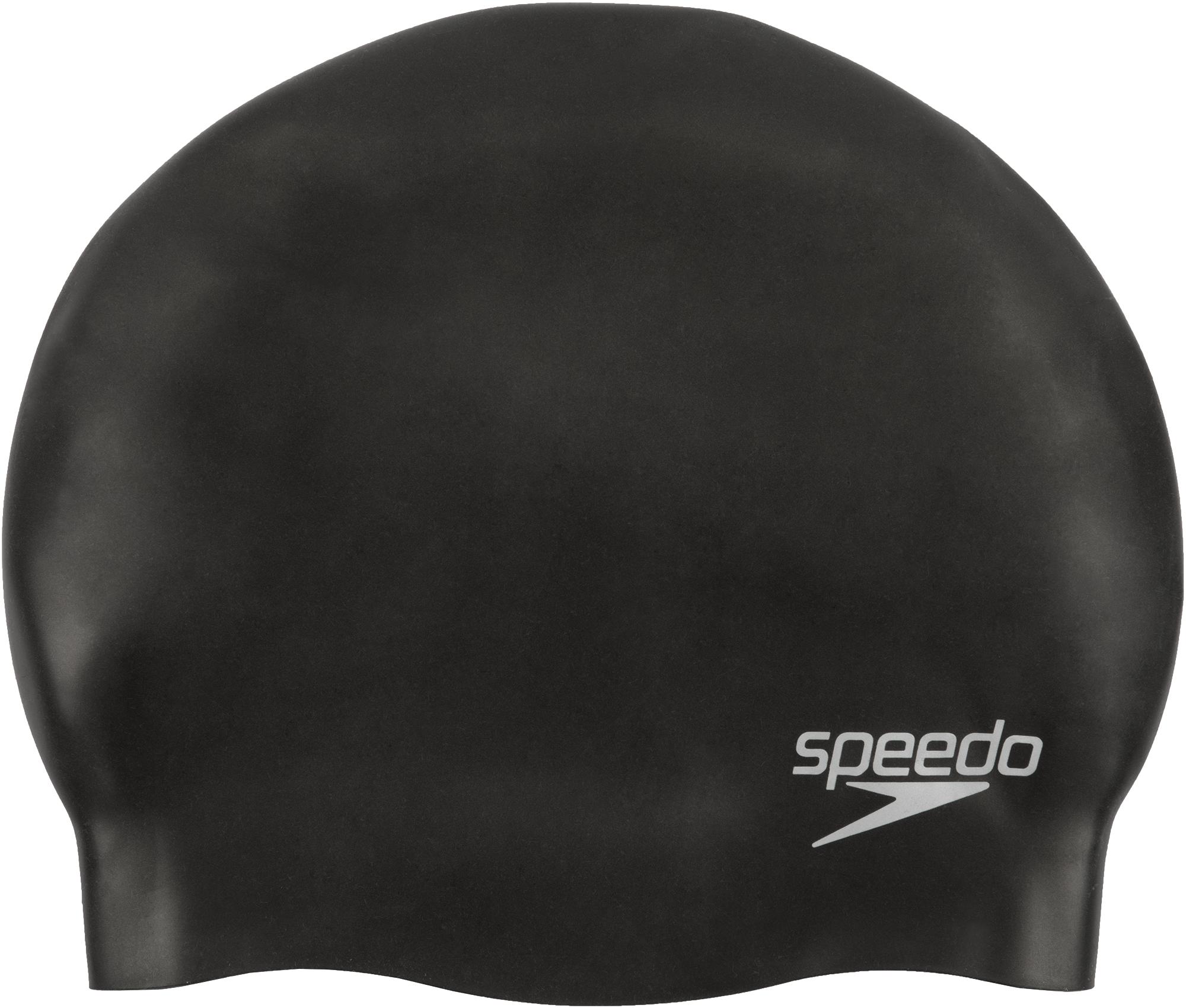 Speedo Шапочка для плавания детская Speedo Plain Moulded Silicone, размер Без размера все цены