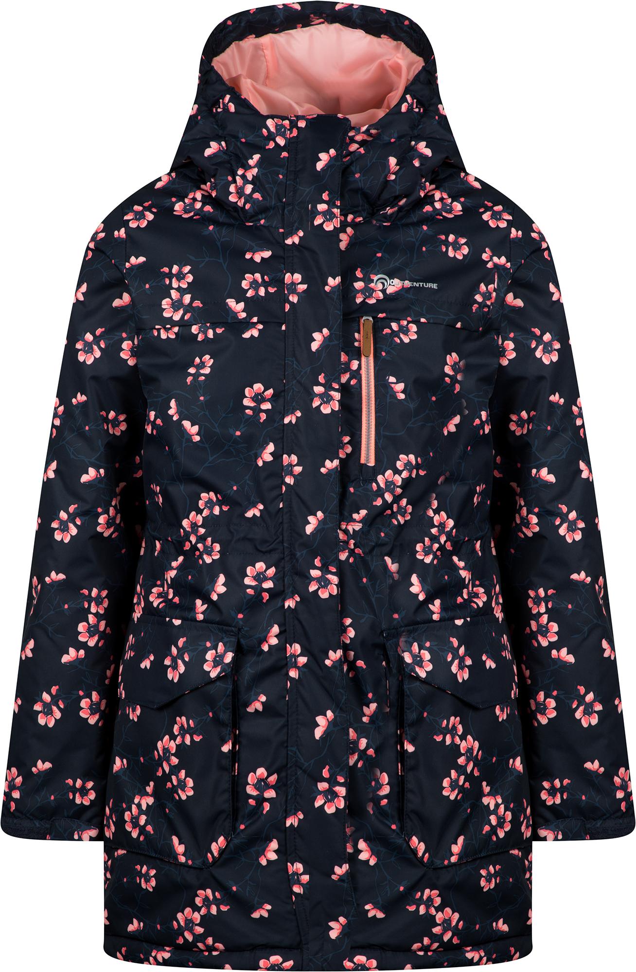 цена на Outventure Куртка утепленная для девочек Outventure, размер 164
