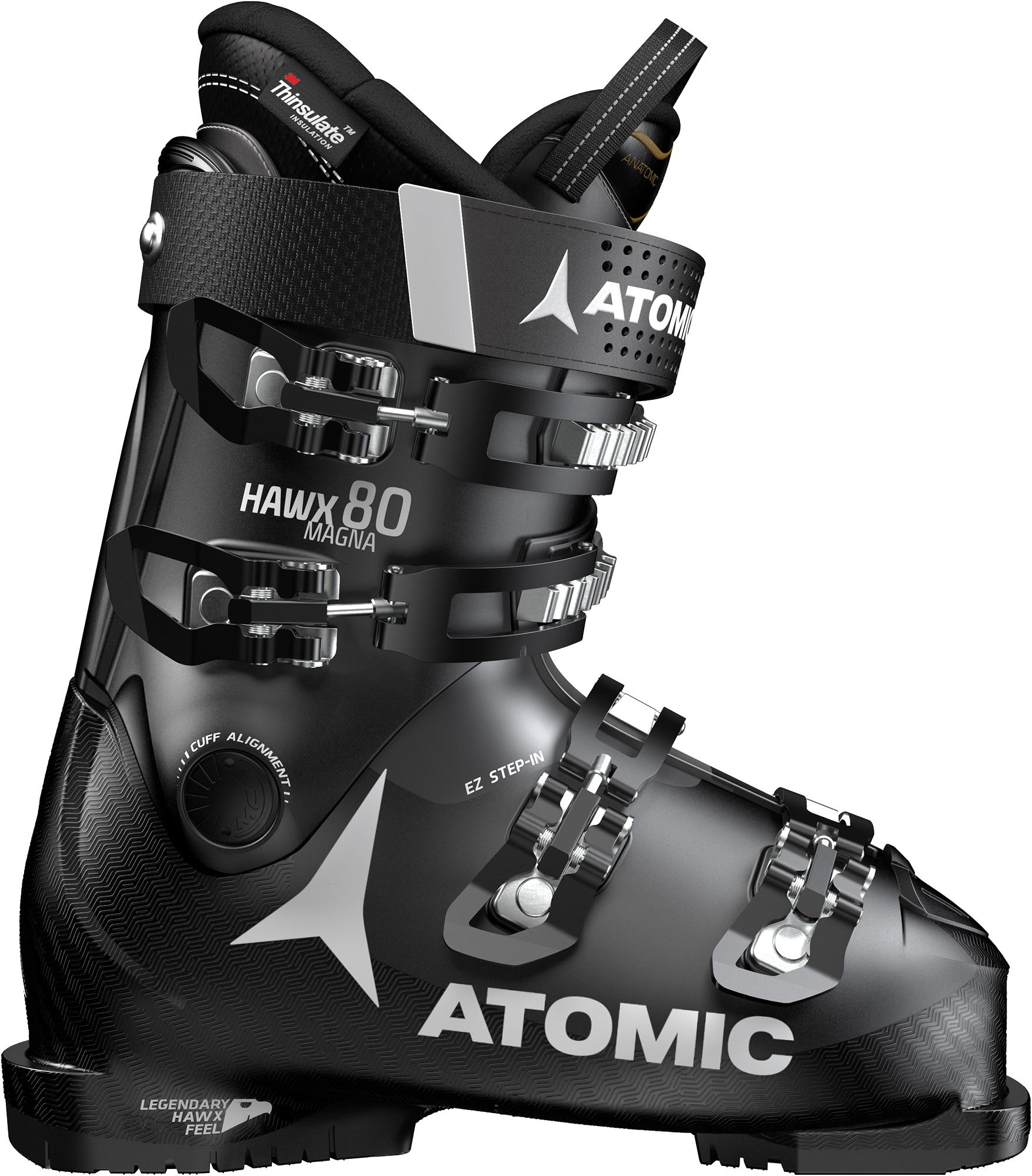 лучшая цена Atomic Ботинки горнолыжные Atomic Hawx Magna 80, размер 46