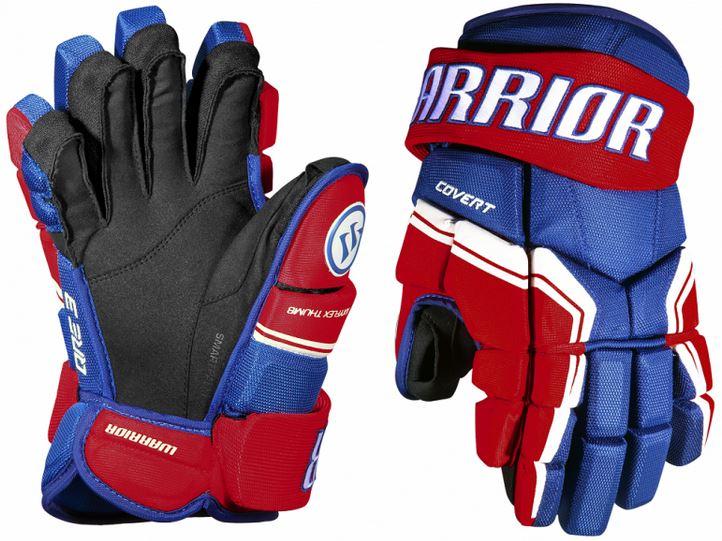 Warrior Перчатки хоккейные WARRIOR