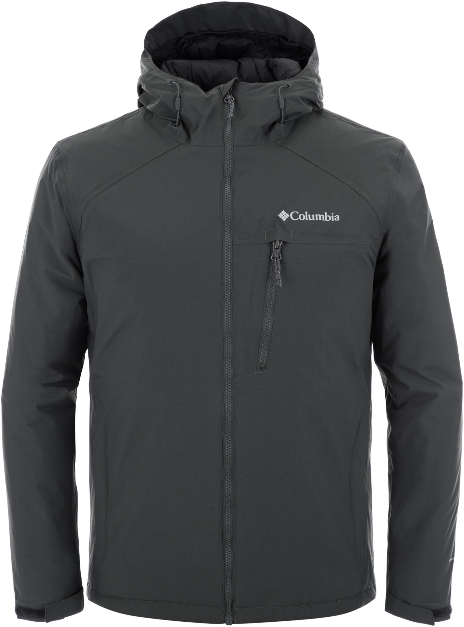 Columbia Куртка утепленная мужская Columbia Western Barlow Insulated, размер 56-58 цена