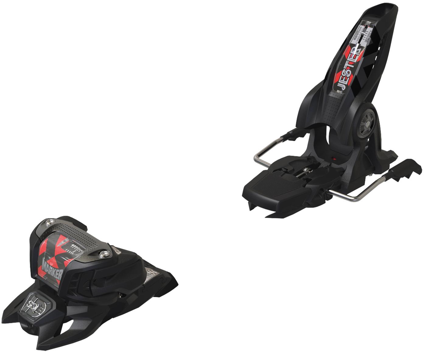 Marker Крепления для горных лыж Marker Jester 16; 136 мм nordway ботинки для беговых лыж детские nordway alta 75 mm