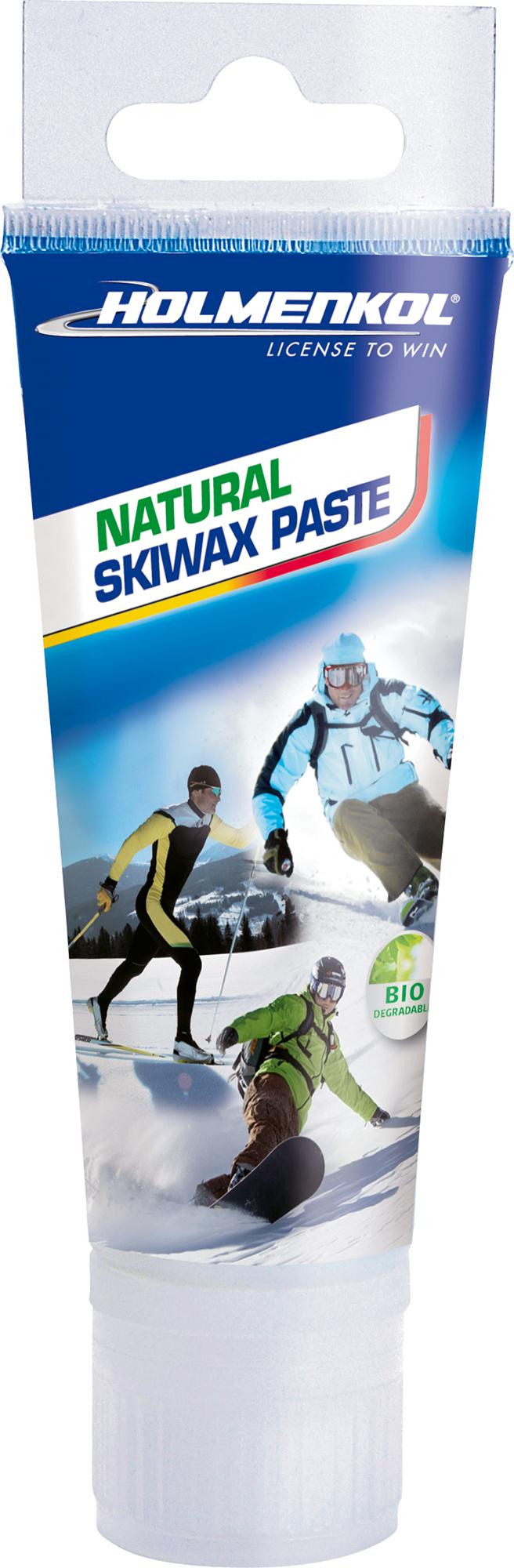Holmenkol Мазь скольжения быстрого нанесения HOLMENKOL Natural Skiwax Paste