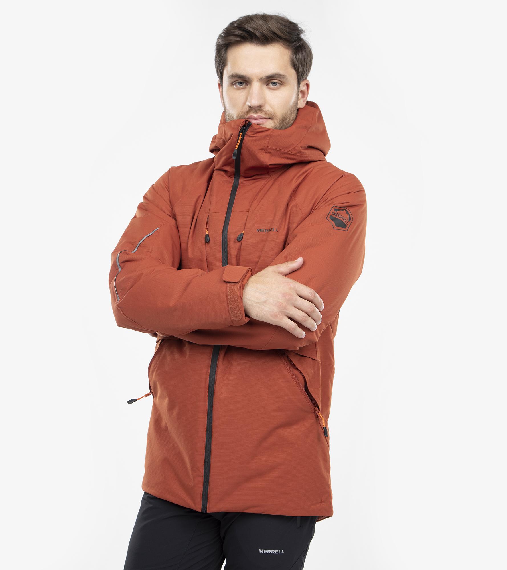 Merrell Куртка утепленная мужская Merrell, размер 56 цена