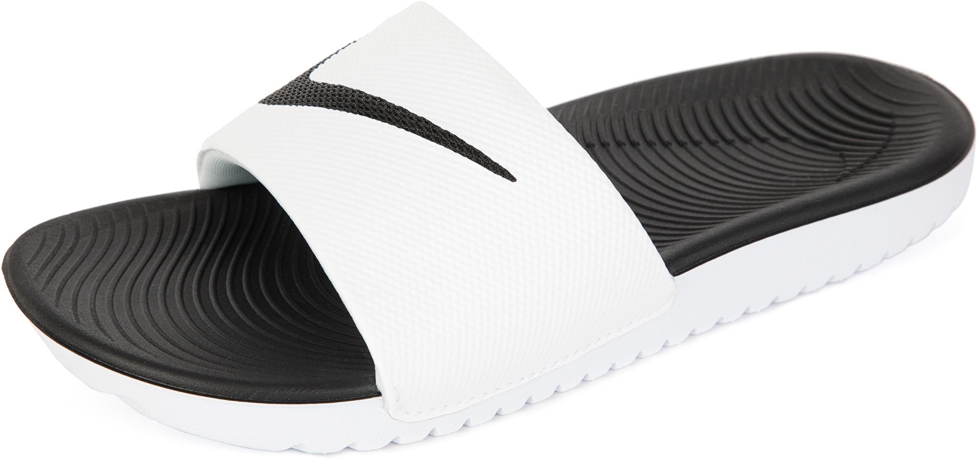Nike Шлепанцы детские Nike Kawa Slide, размер 34 цена