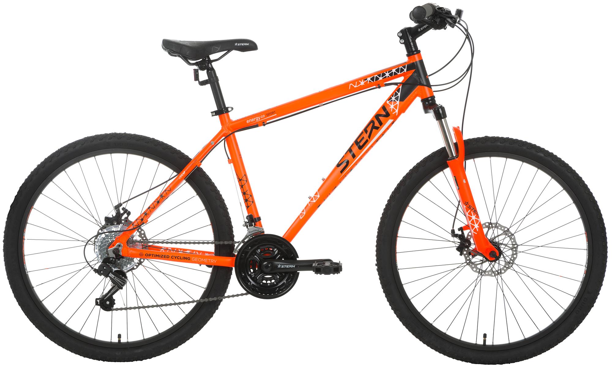 Stern Велосипед горный Stern Energy 2.0 Sport 26 stern велосипед горный женский stern vega 1 0 26