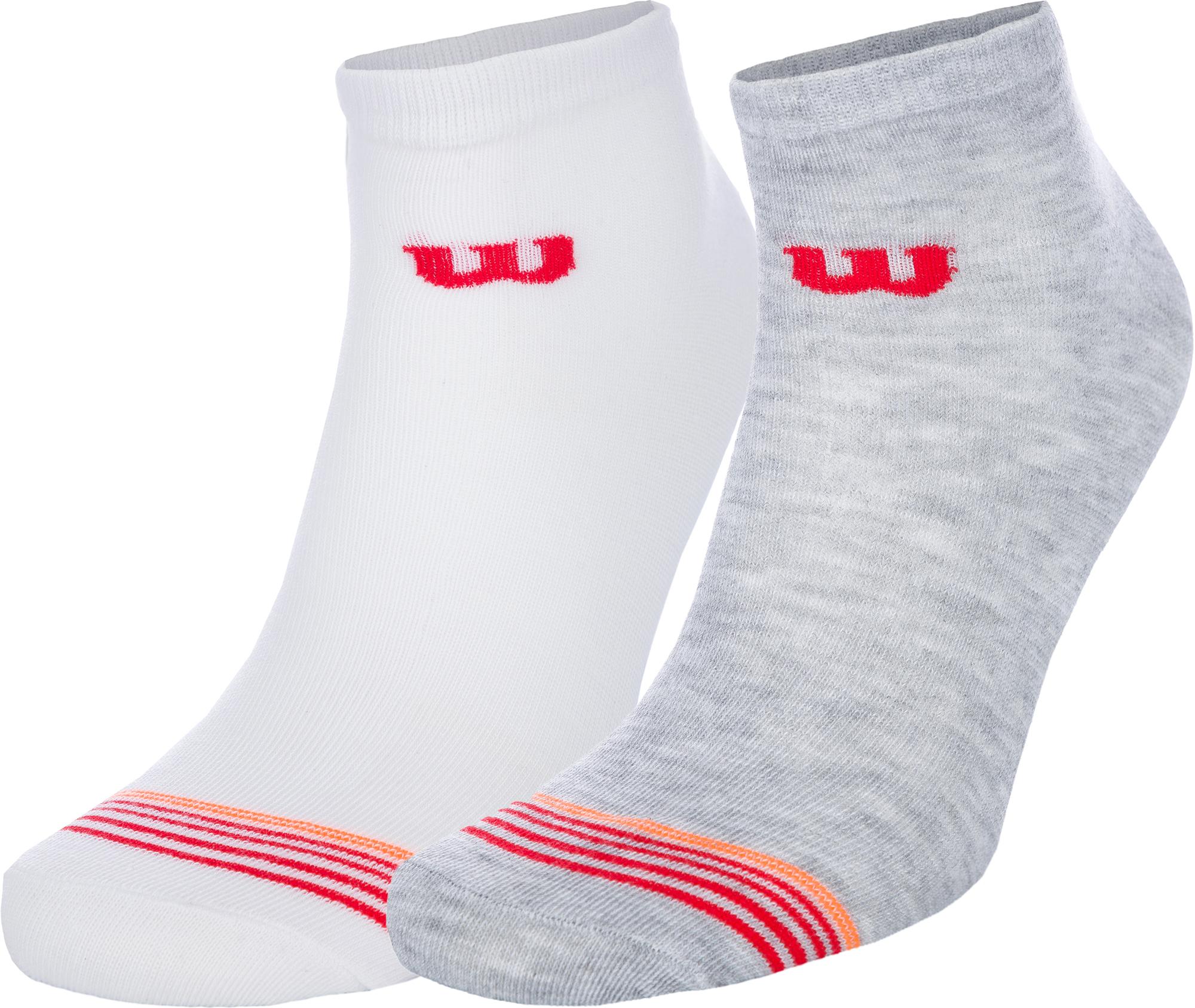 Wilson Носки Wilson, 2 пары, размер 35-38 wilson носки мужские wilson premium 2 пары размер 35 38