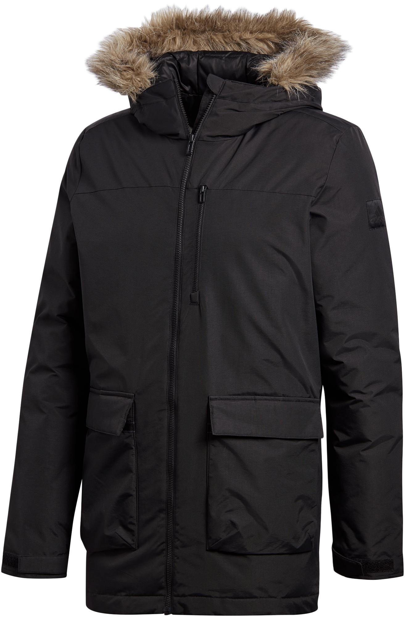 Adidas Куртка утепленная мужская XPLORIC, размер 46