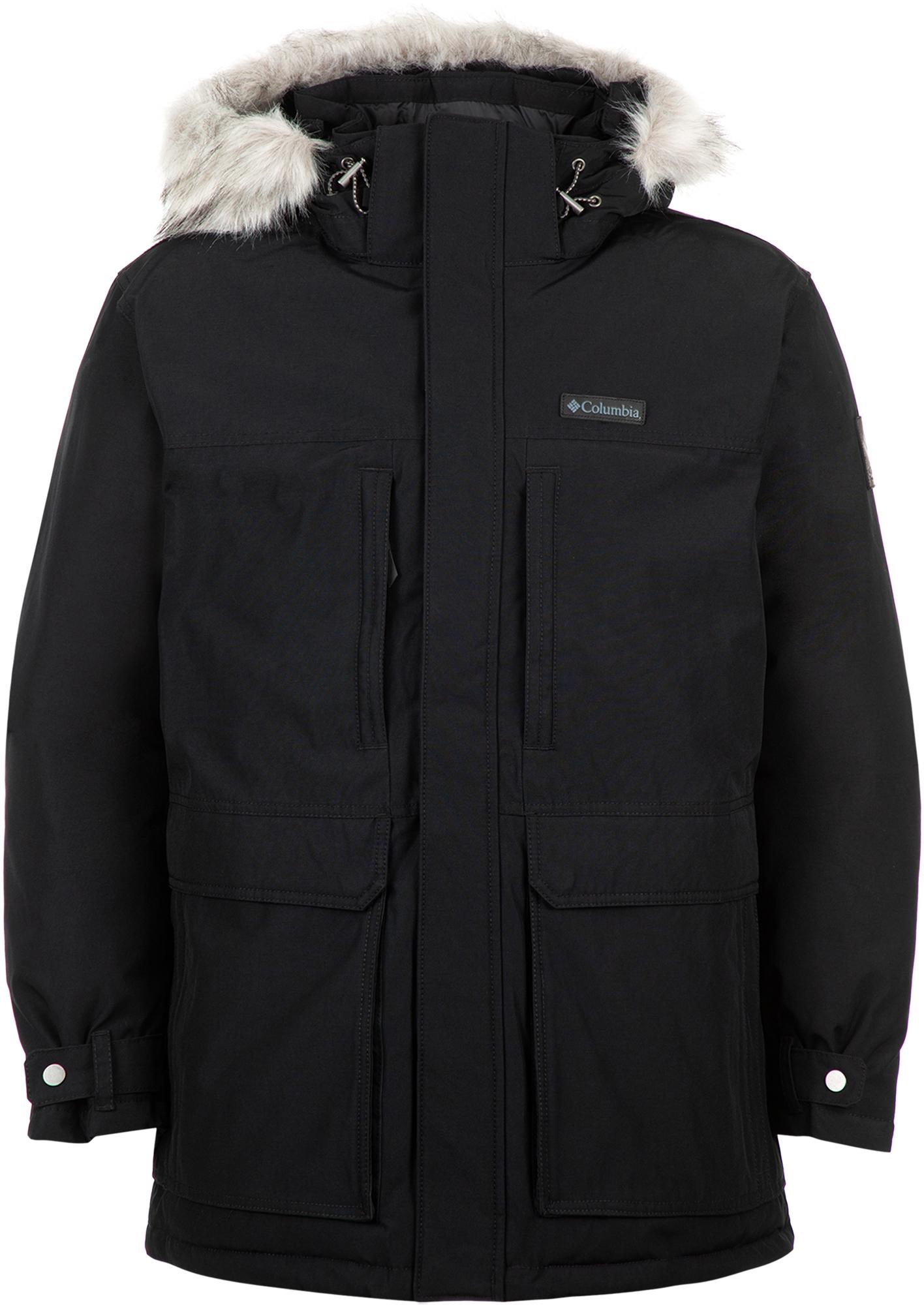 Фото - Columbia Куртка утепленная мужская Columbia Marquam Peak, размер 54 куртка утепленная columbia columbia co214emgevw0