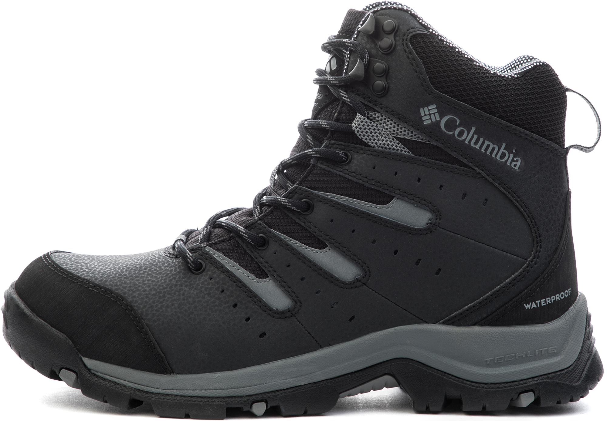 цена Columbia Ботинки утепленные мужские Columbia Gunnison II, размер 43.5 онлайн в 2017 году