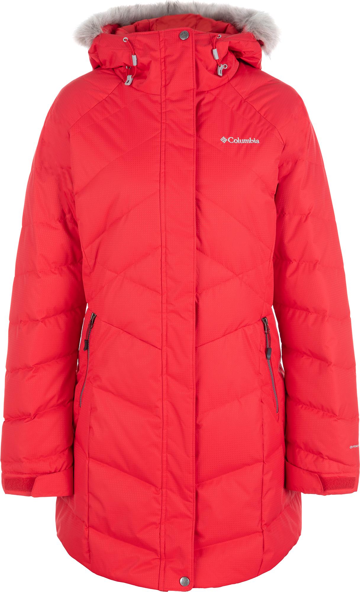 Columbia Куртка пуховая женская Columbia Lay D Down II, размер 50 цены