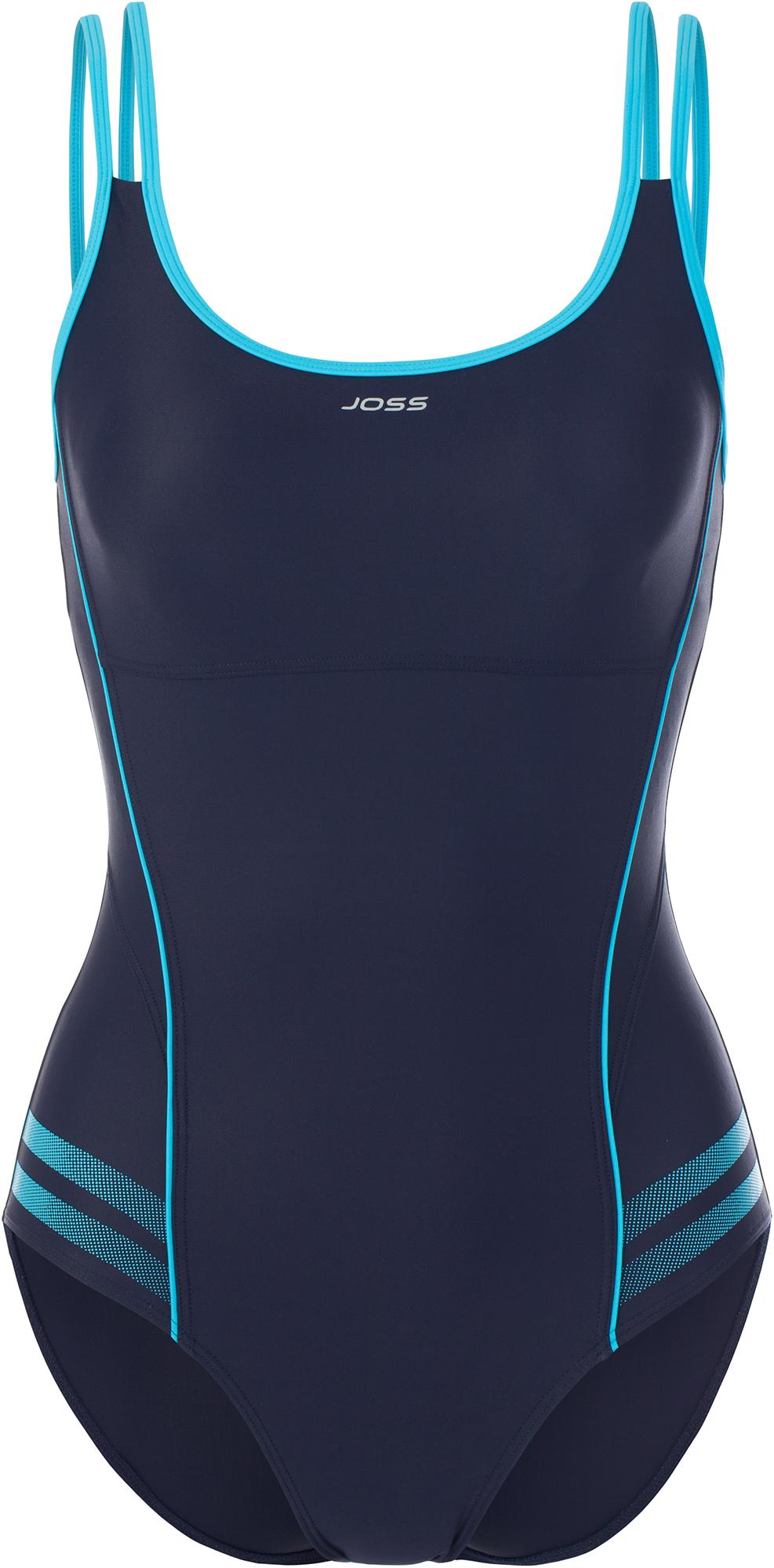 Joss Купальник женский Joss, размер 42 купальник раздельный женский grishko море волна цвет разноцветный pa 1372 2 размер 48c 75c