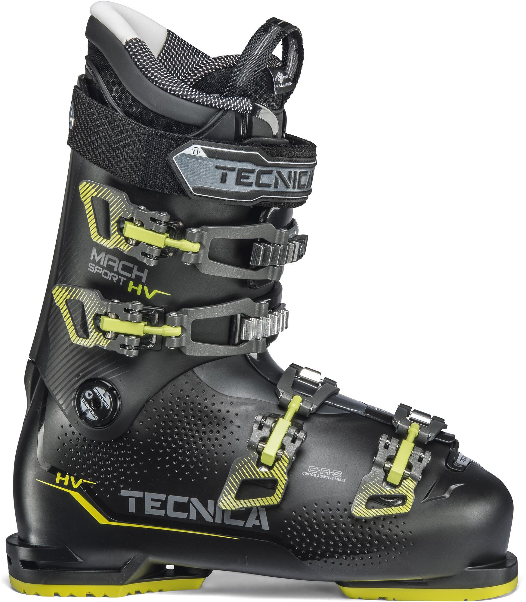 Tecnica Ботинки горнолыжные MACH SPORT HV 80, размер 30 см