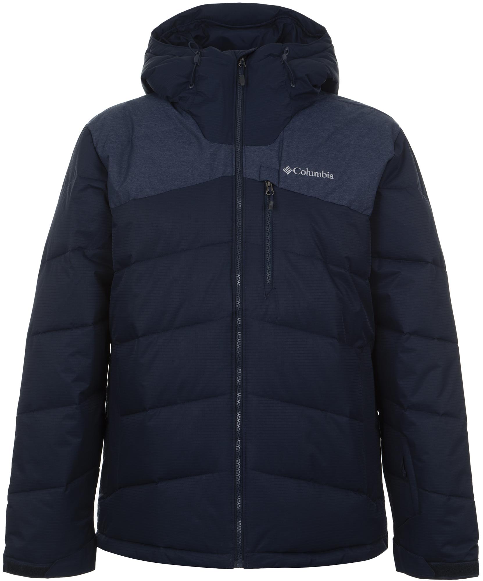 Columbia Куртка утепленная мужская Columbia Woolly Hollow II, размер 48-50 columbia куртка 3 в 1 мужская columbia whirlibird размер 48 50