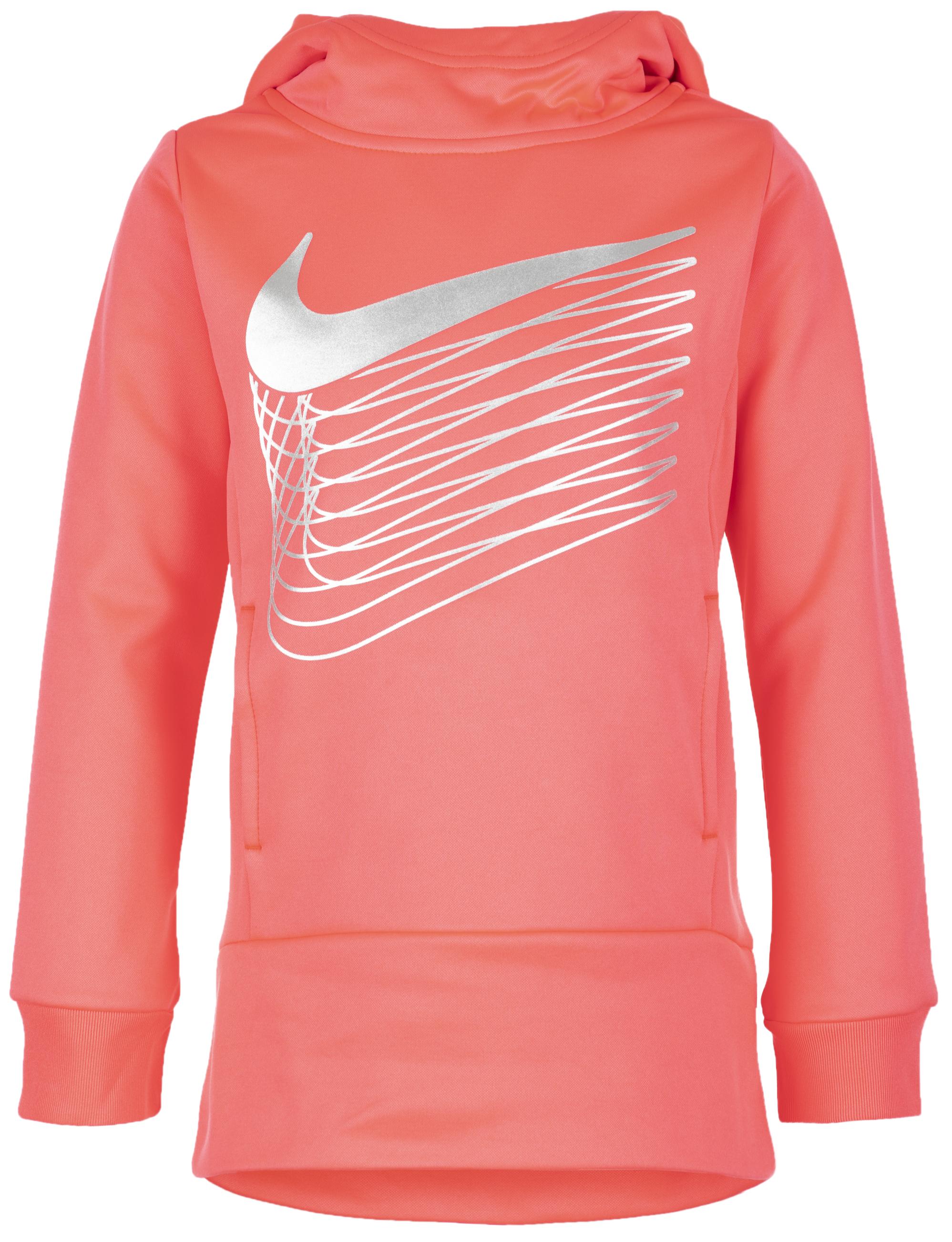 Nike Свитшот для девочек Therma, размер 122