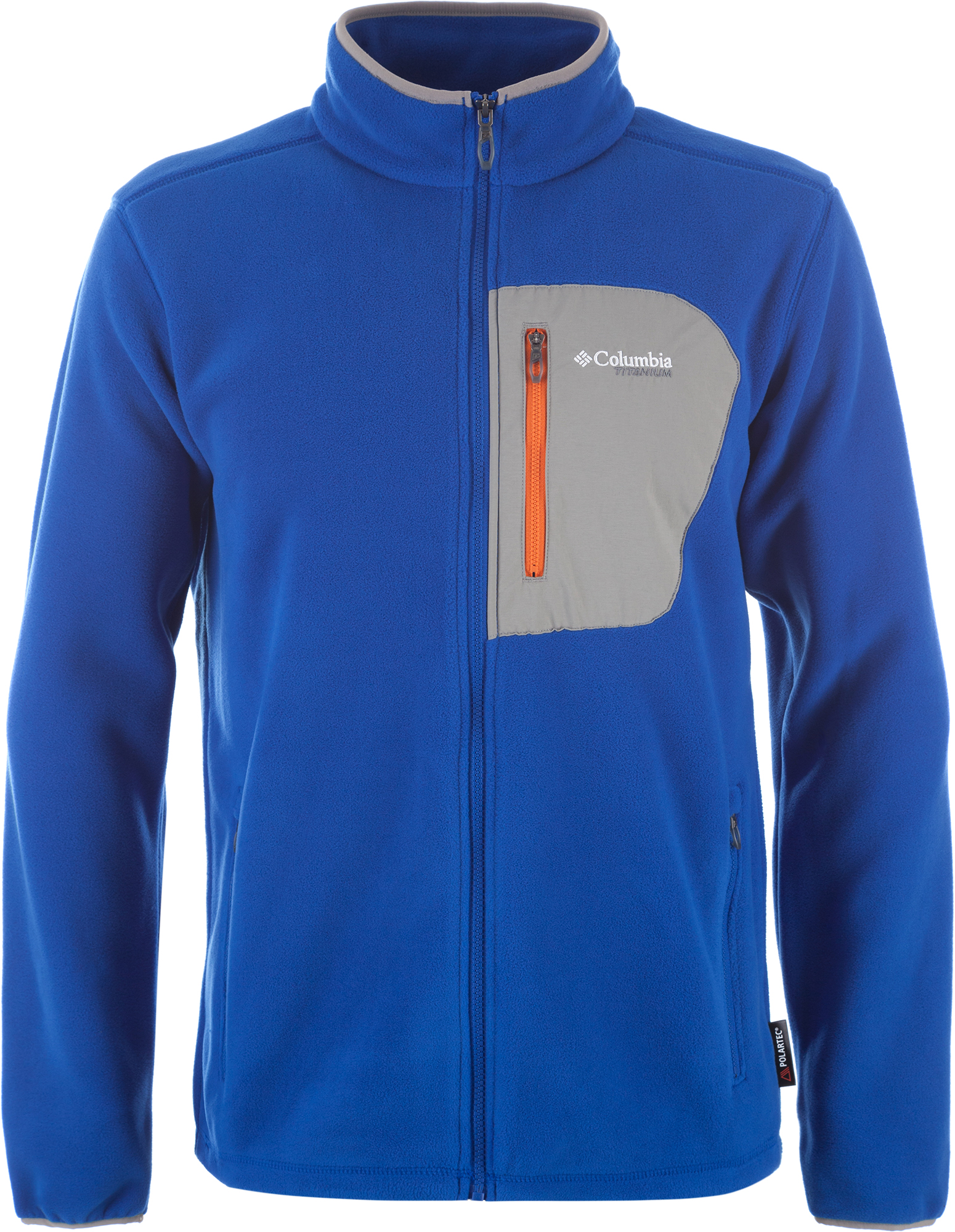 Columbia Джемпер мужской Columbia Titan Pass 2.0 Fleece