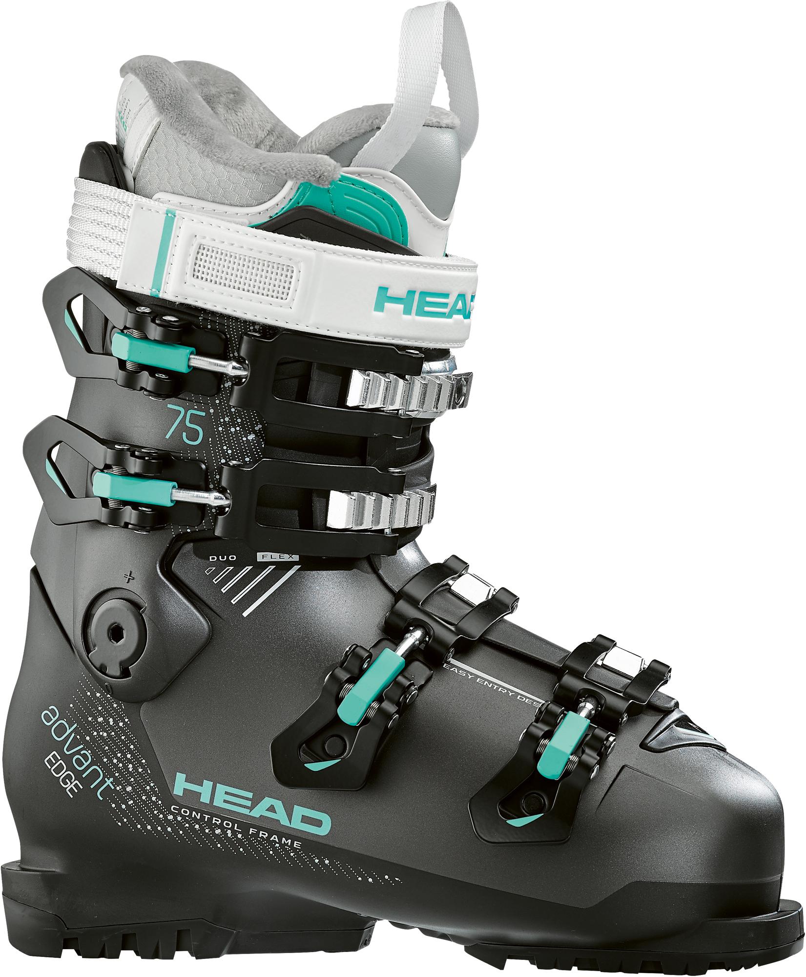 Head Ботинки горнолыжные женские ADVANT EDGE 75 W, размер 26 см