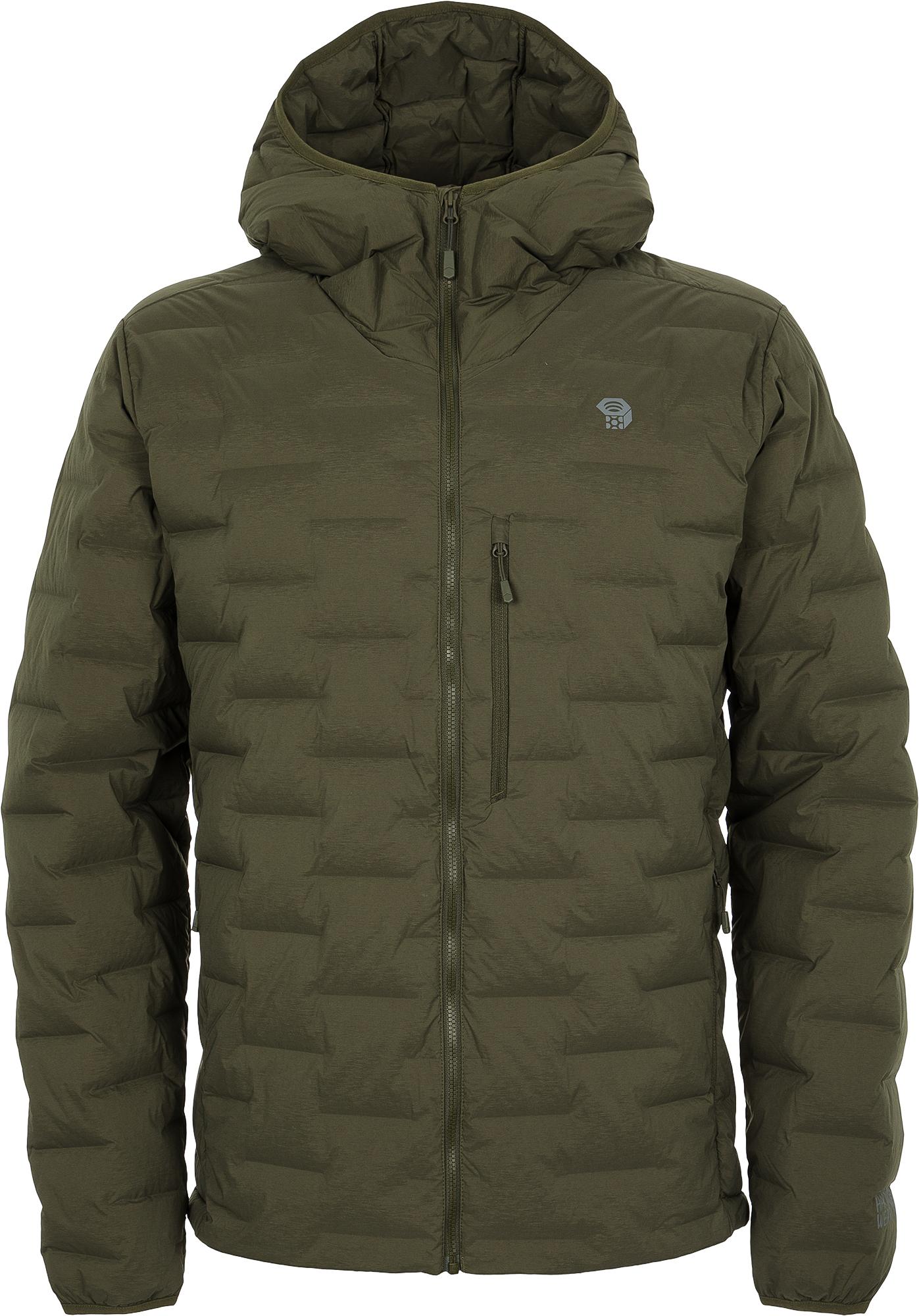 Mountain Hardwear Куртка пуховая мужская Mountain Hardwear Super/DS™, размер 56 mountain hardwear куртка утепленная мужская mountain hardwear radian размер 56