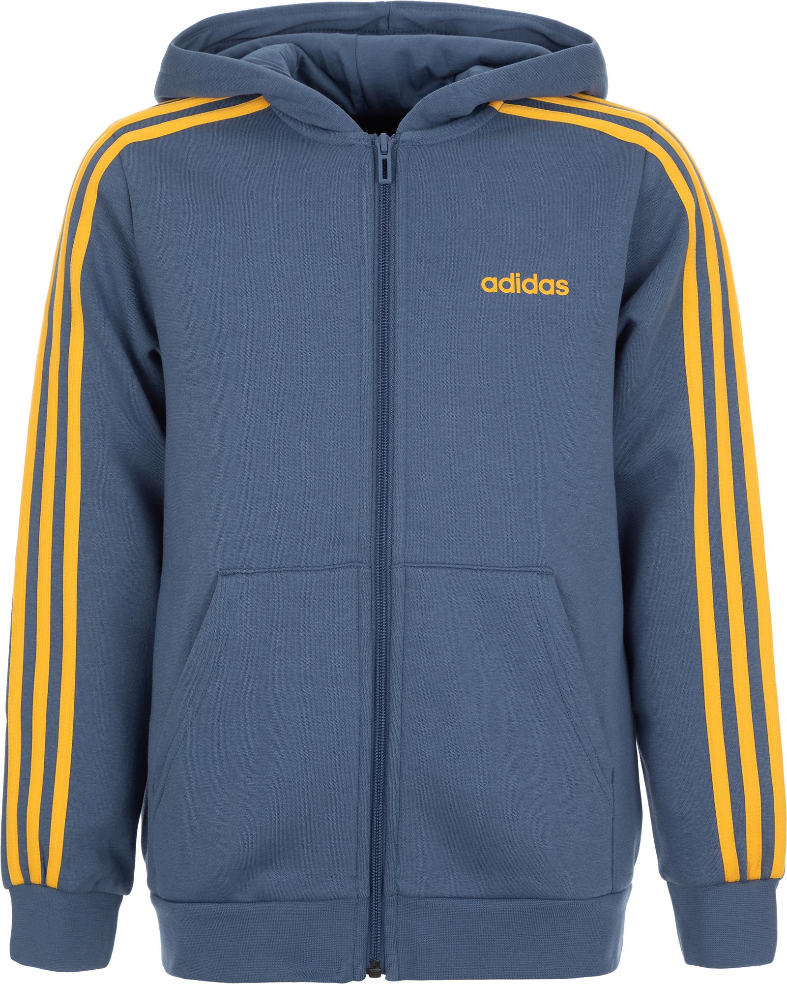Adidas Толстовка для мальчиков Essentials 3-Stripes, размер 164