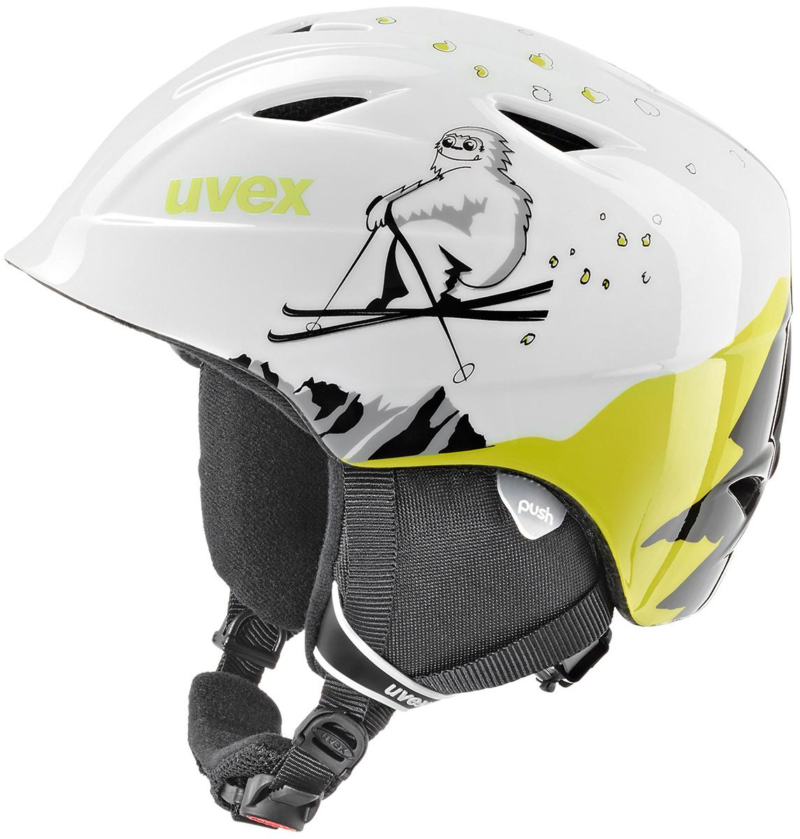 Uvex Шлем детский Uvex Airwing 2