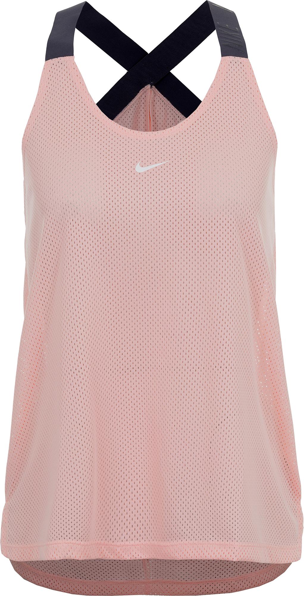 Nike Майка женская  Dry, размер 48-50