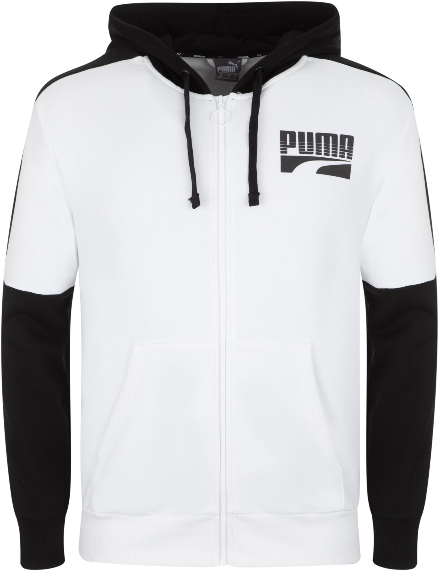 Puma Толстовка мужская Rebel Block, размер 50-52