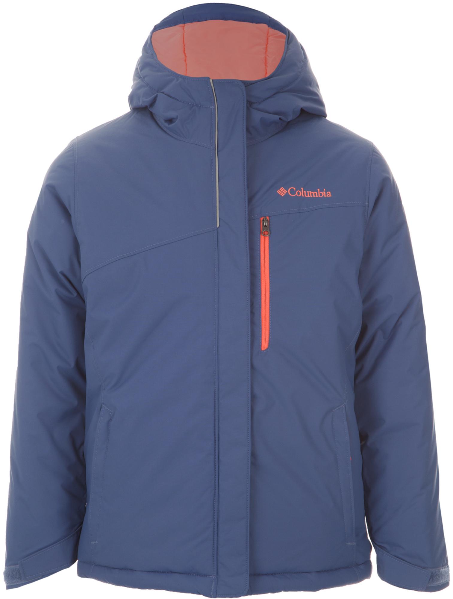 Columbia Куртка утепленная для девочек Columbia Alpine Free Fall, размер 137-147