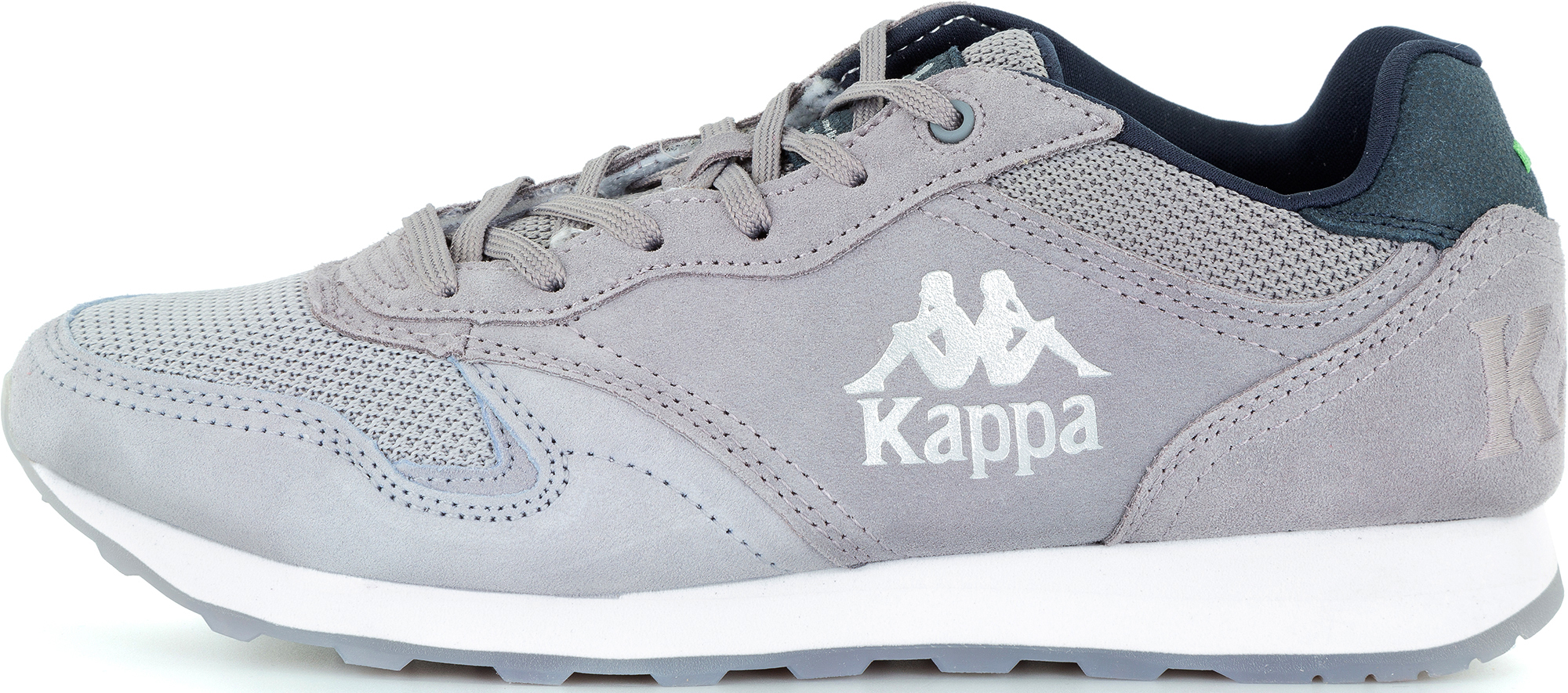 Kappa Кроссовки женские Kappa Authentic Run, размер 40
