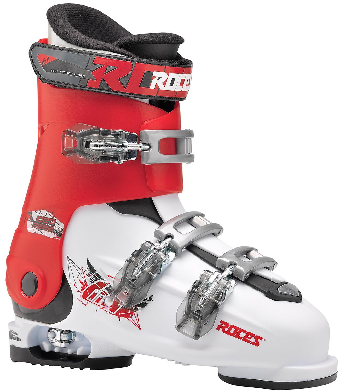 Roces Ботинки горнолыжные для мальчиков Roces Idea, размер 35-40 цена 2017